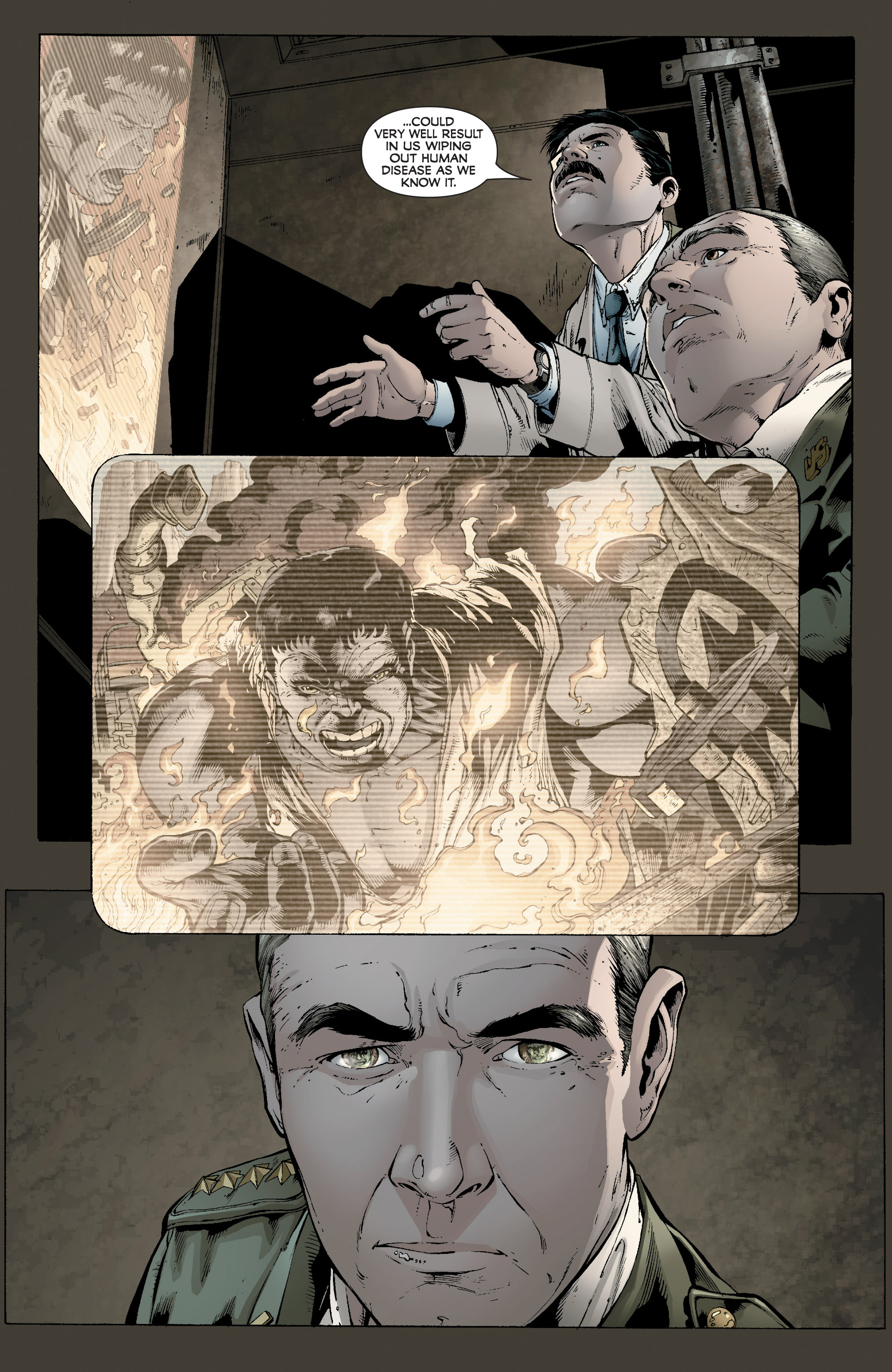 Read online World War Hulk: Gamma Corps comic -  Issue #1 - 6