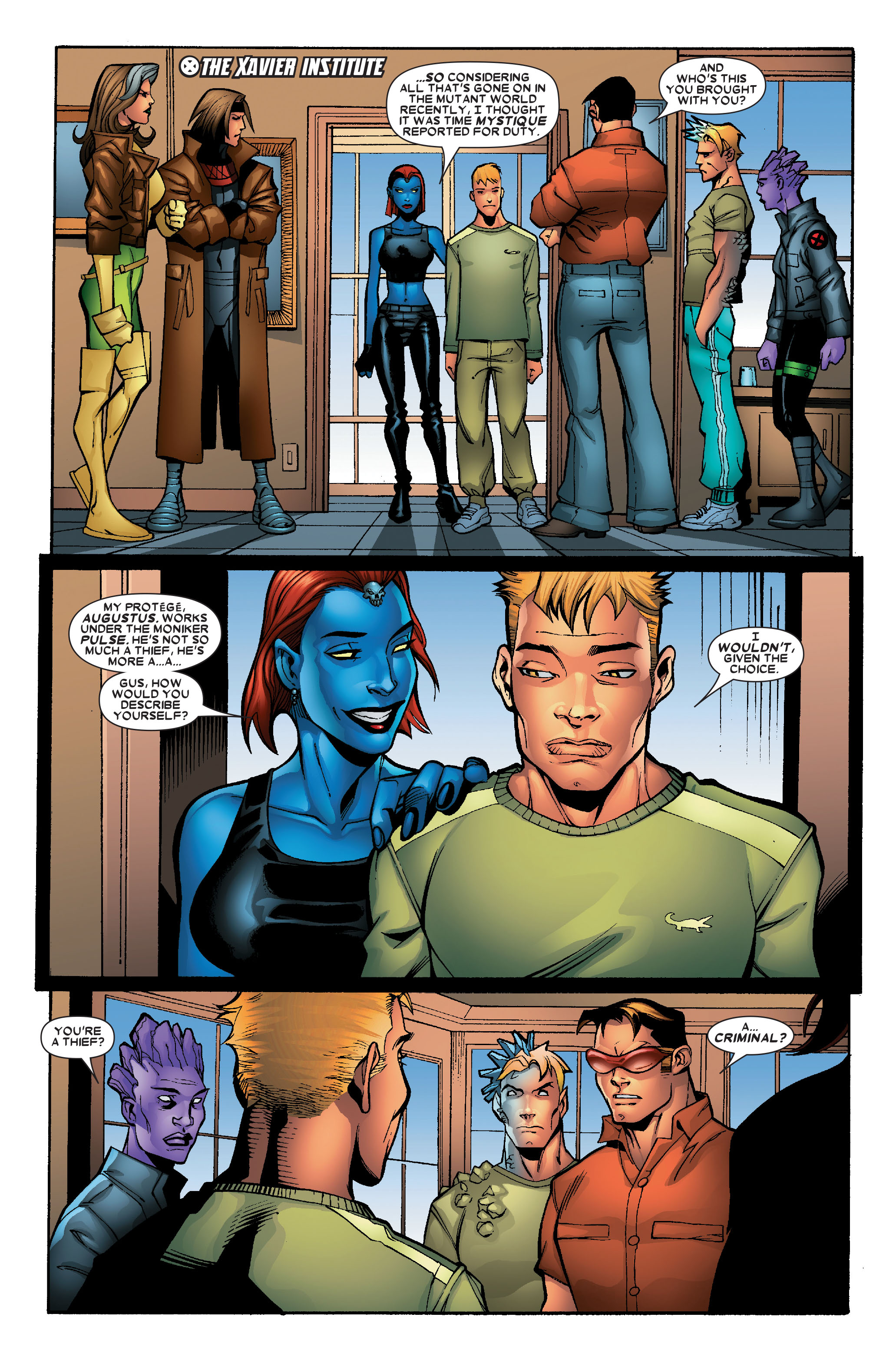 X-Men (1991) 181 Page 15