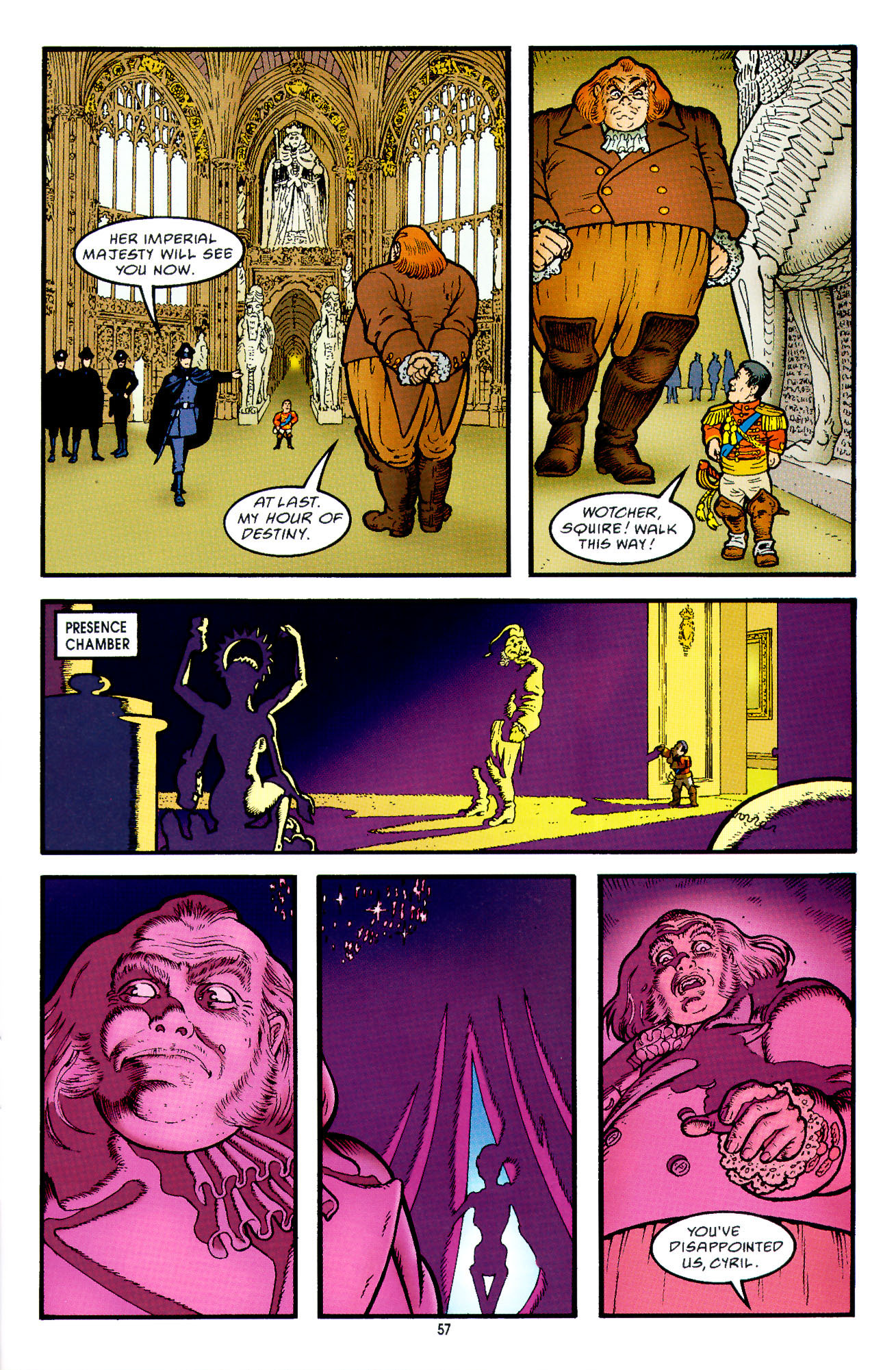 Read online Heart of Empire comic -  Issue #2 - 25