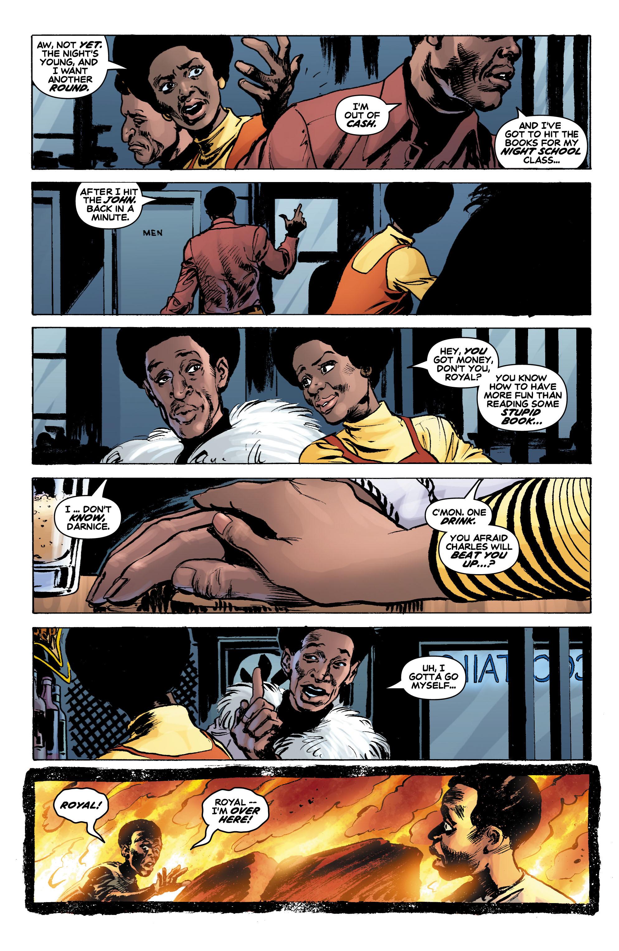 Read online Astro City: Dark Age/Book One comic -  Issue #1 - 19