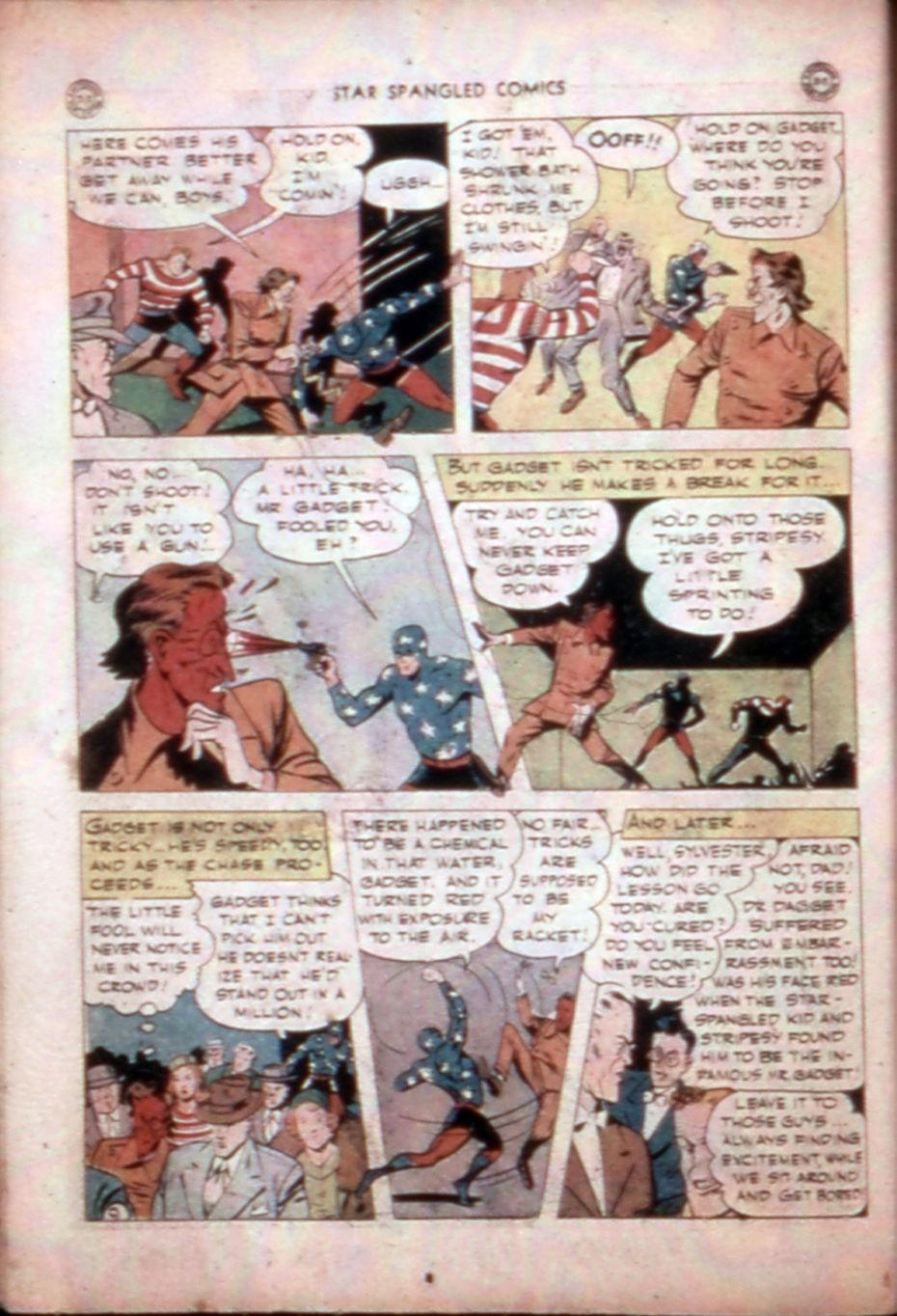 Star Spangled Comics (1941) issue 43 - Page 37