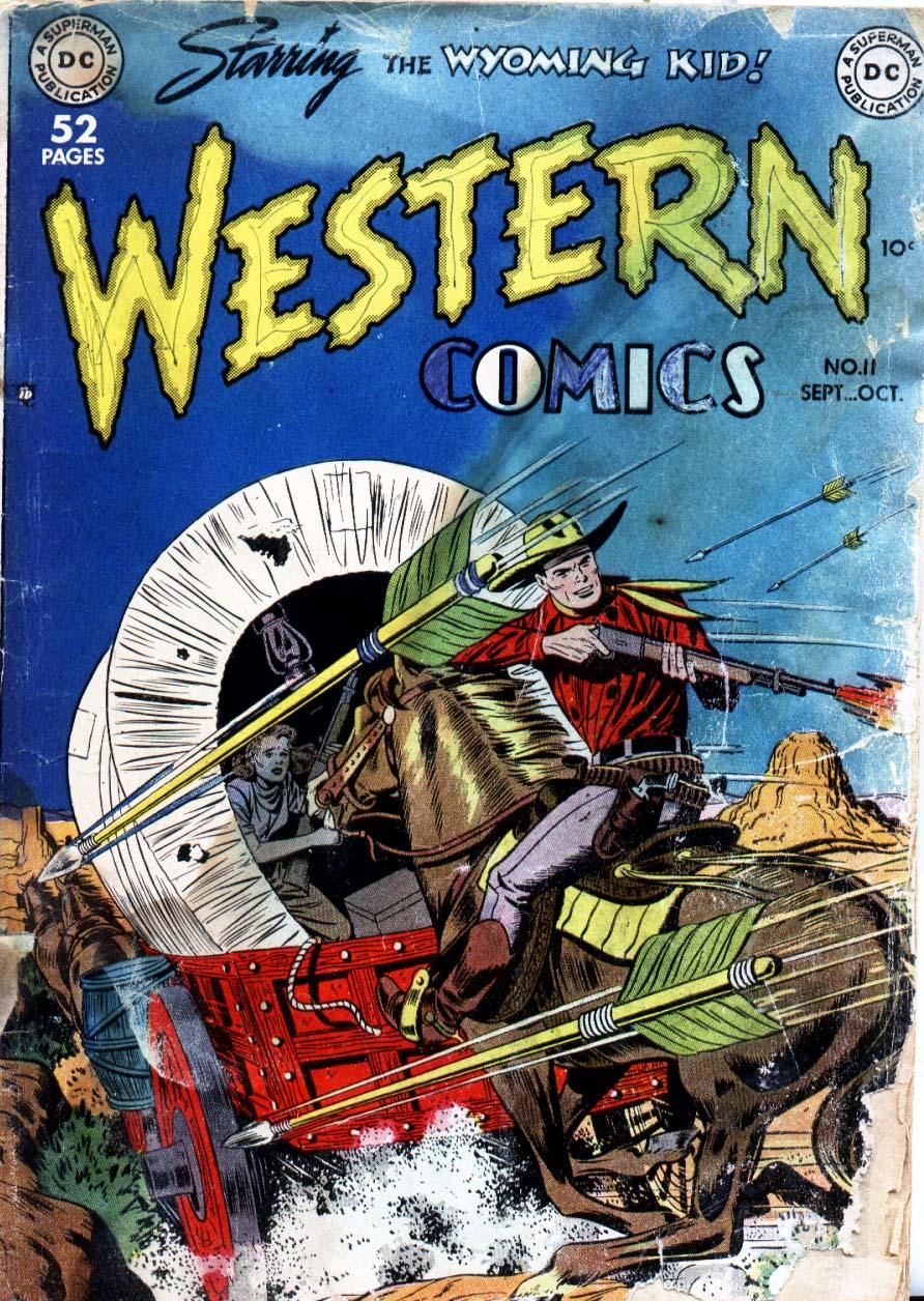 Western Comics 11 Page 1