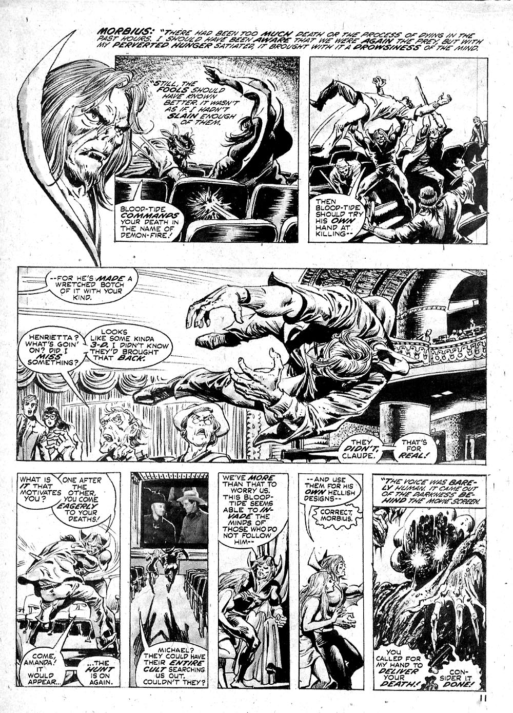 Vampire Tales issue 5 - Page 12