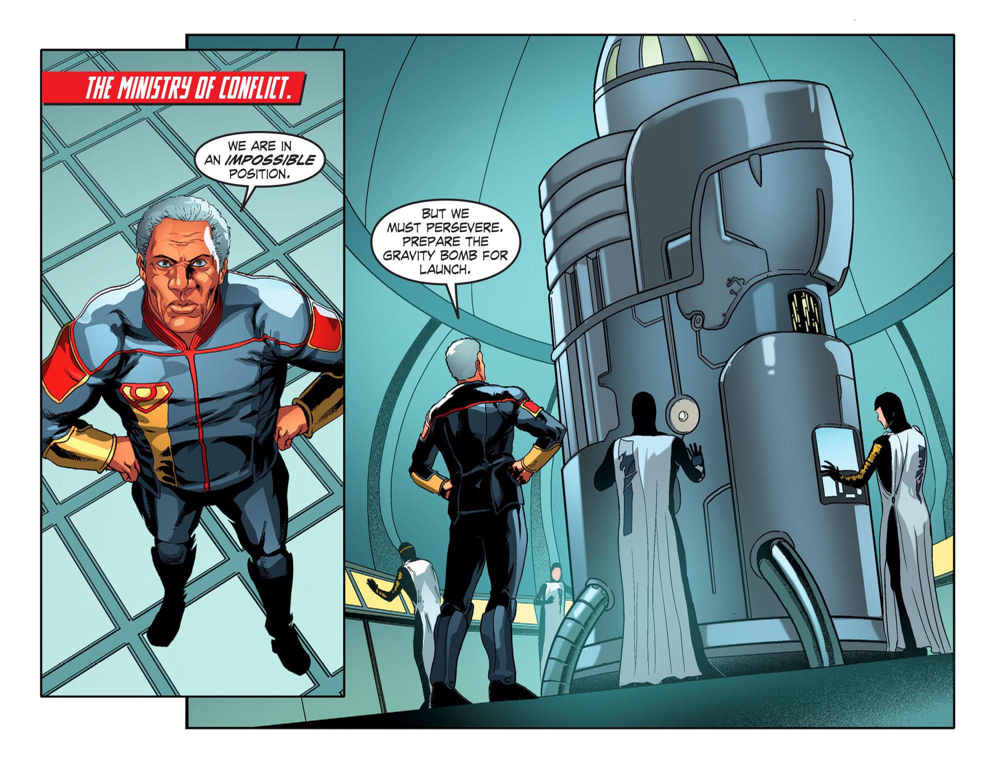 Read online Smallville: Season 11 comic -  Issue #51 - 11