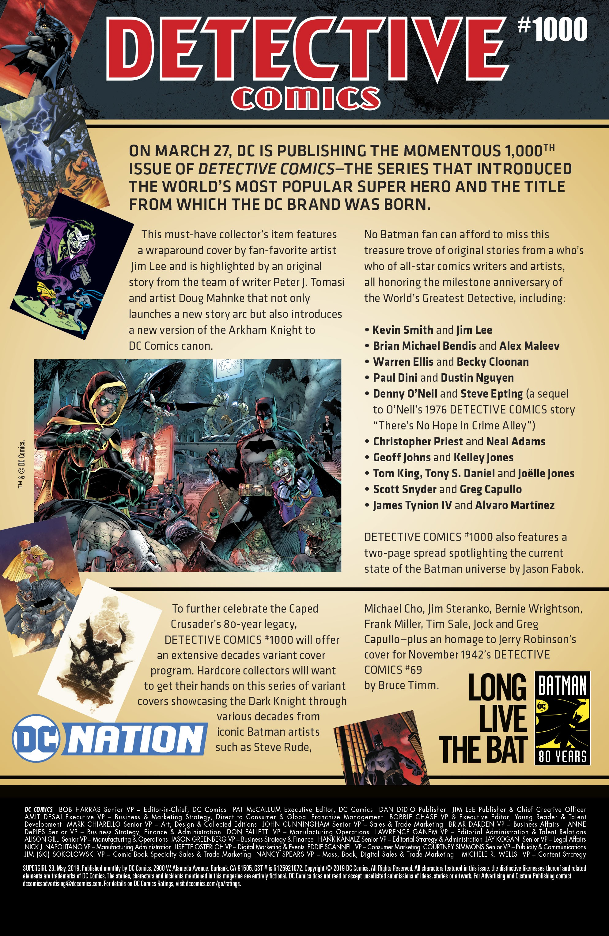 Supergirl (2016) Issue # 28 - ReadComic.Org