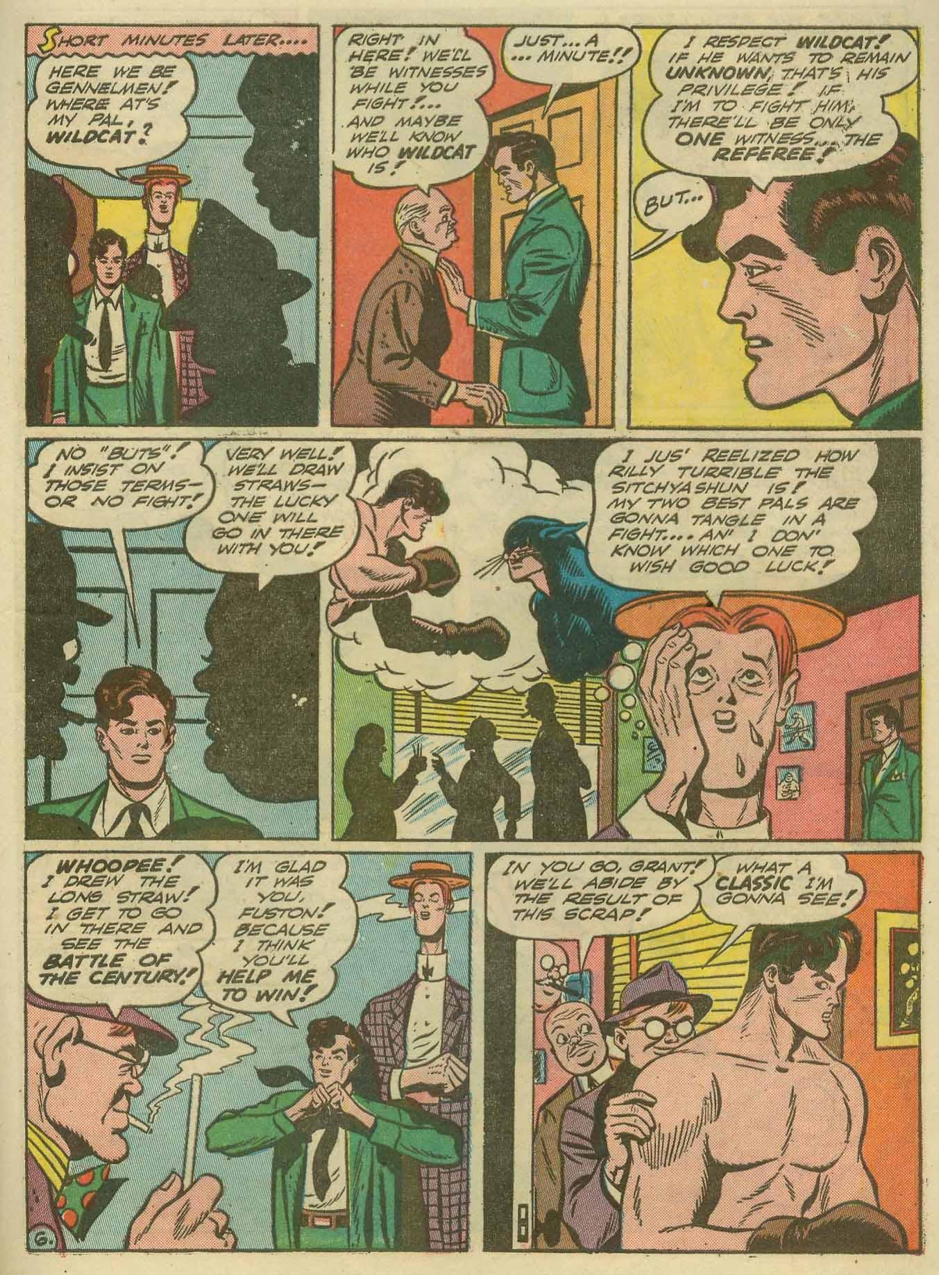 Read online Sensation (Mystery) Comics comic -  Issue #14 - 61
