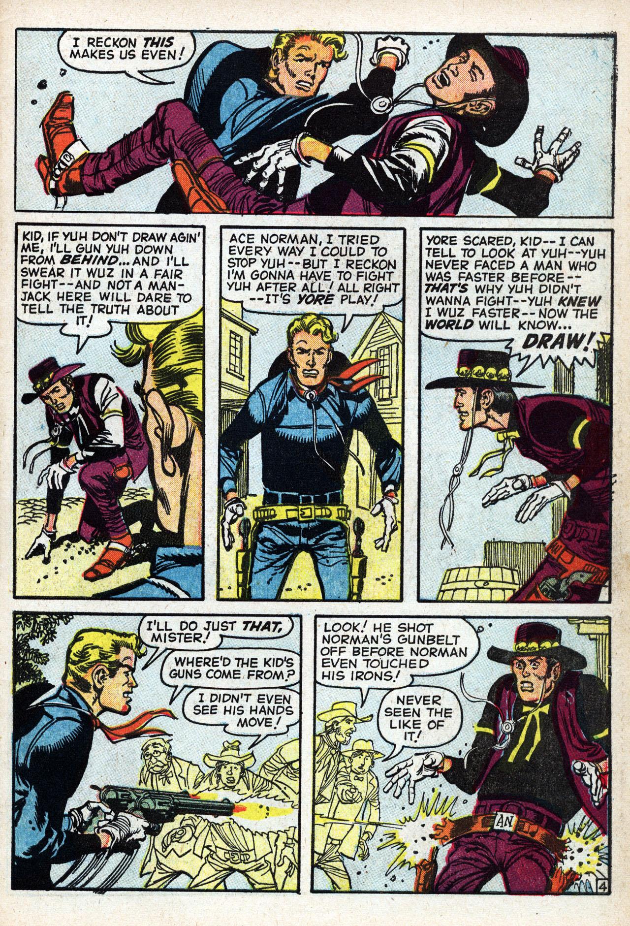 Read online Two-Gun Kid comic -  Issue #46 - 31