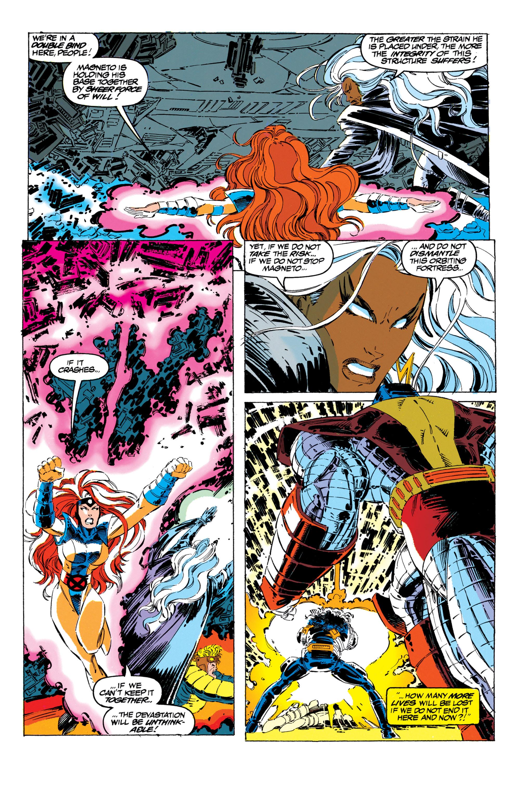 Read online Uncanny X-Men (1963) comic -  Issue #304 - 39