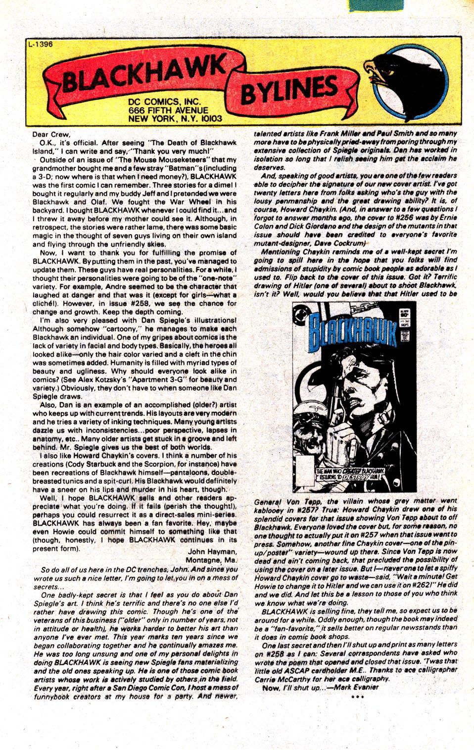 Blackhawk (1957) 262 Page 26