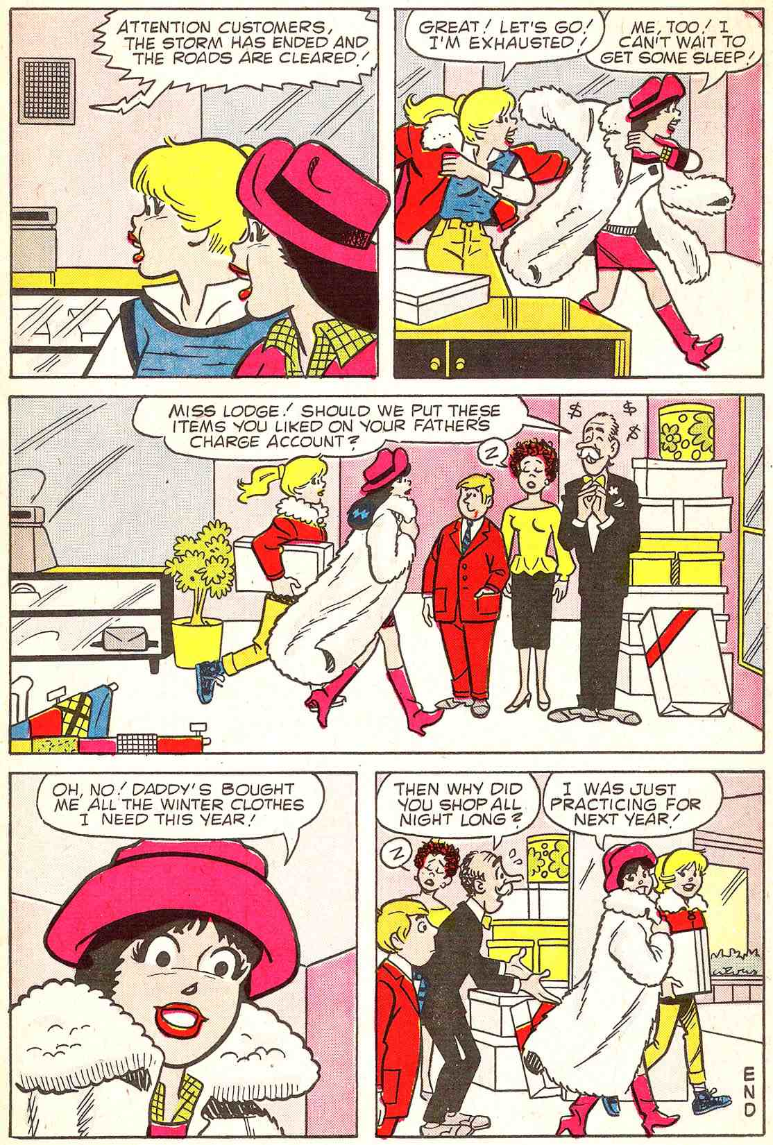 Read online Archie's Girls Betty and Veronica comic -  Issue #341 - 18