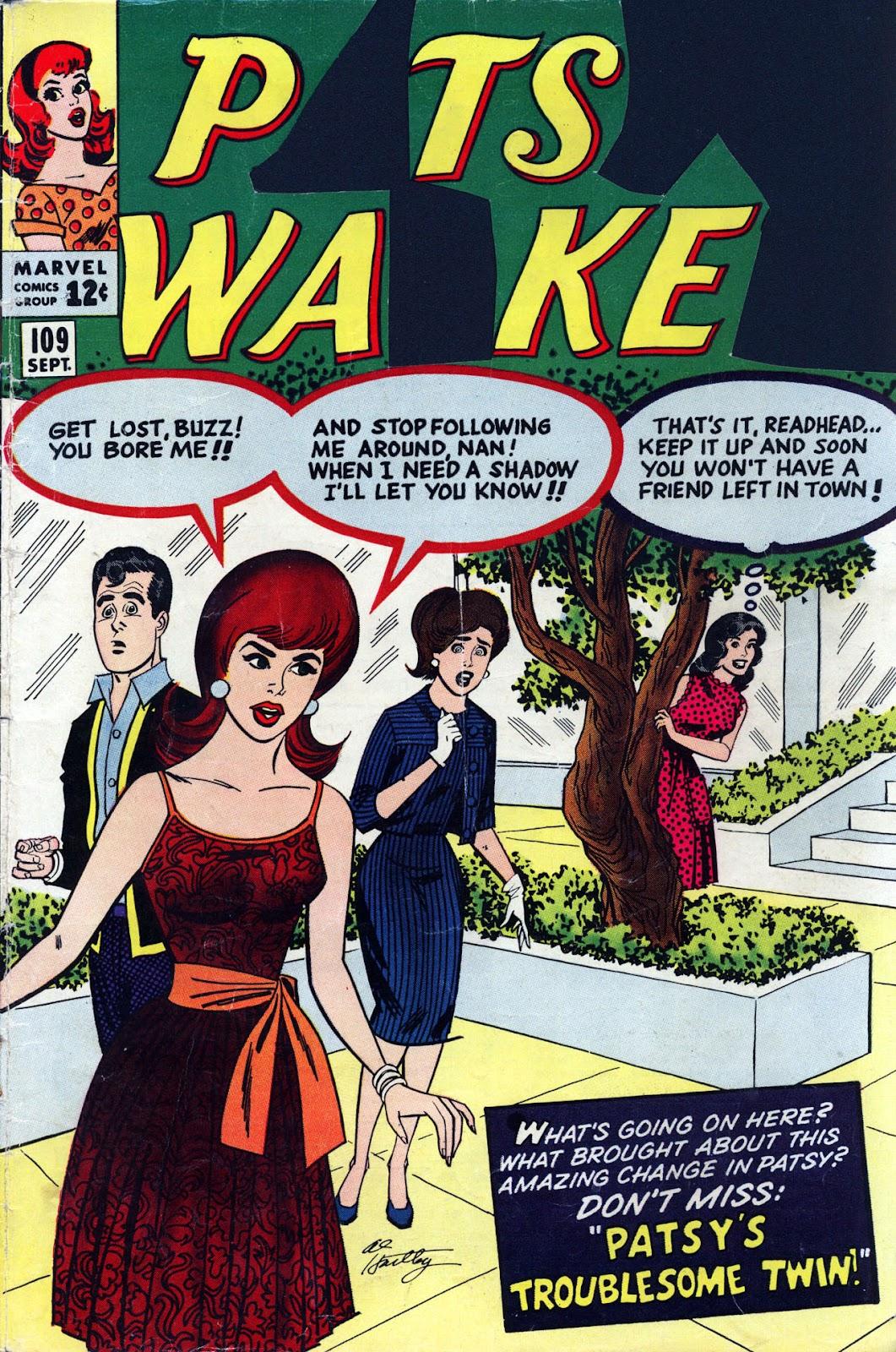 Patsy Walker 109 Page 1