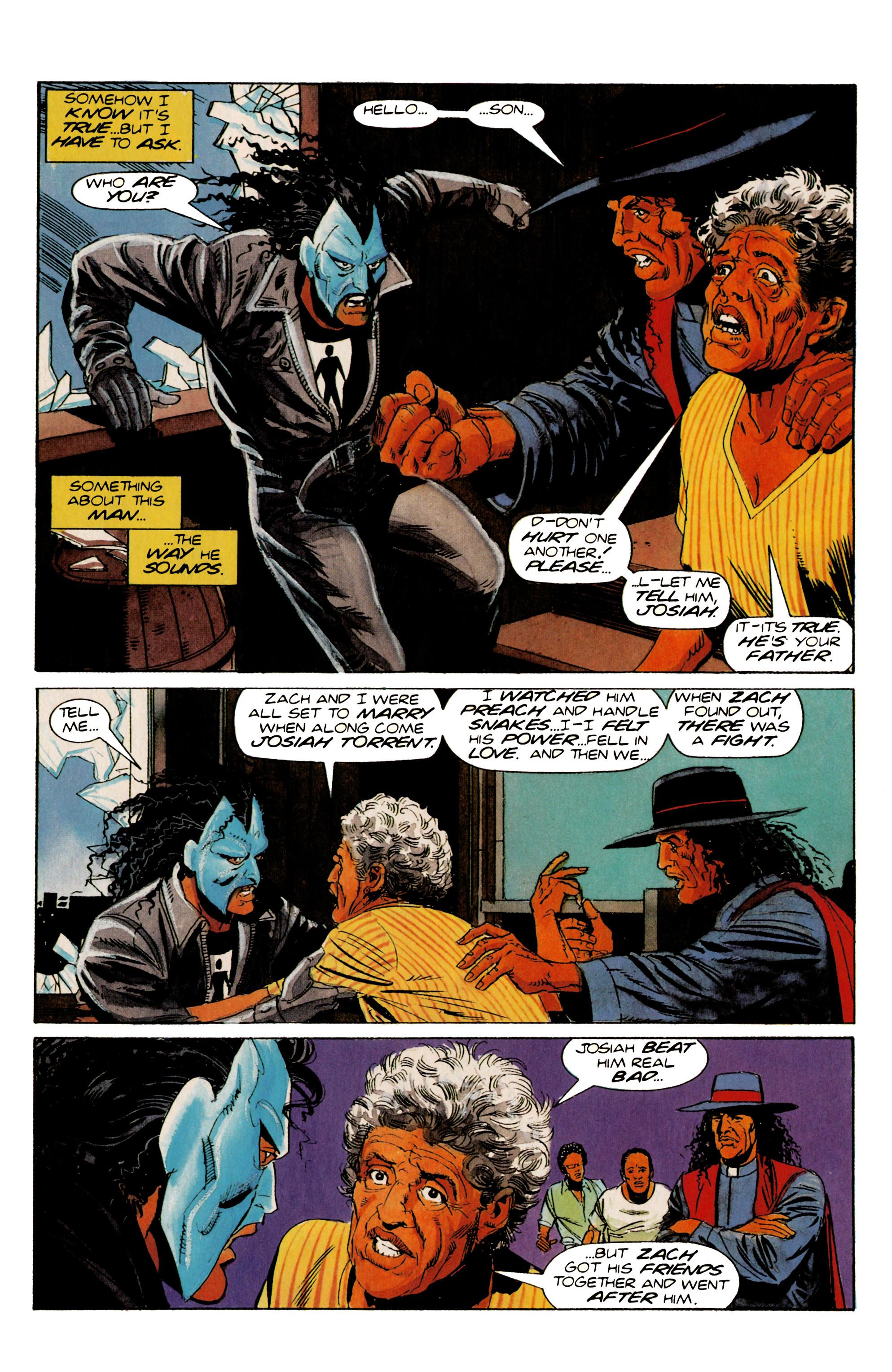 Read online Shadowman (1992) comic -  Issue #20 - 16