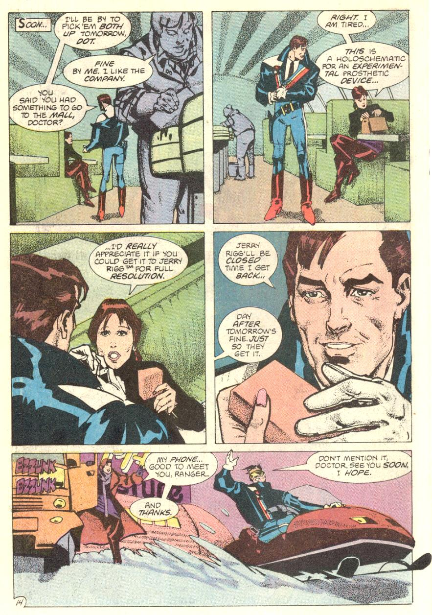 Read online American Flagg! comic -  Issue #7 - 15