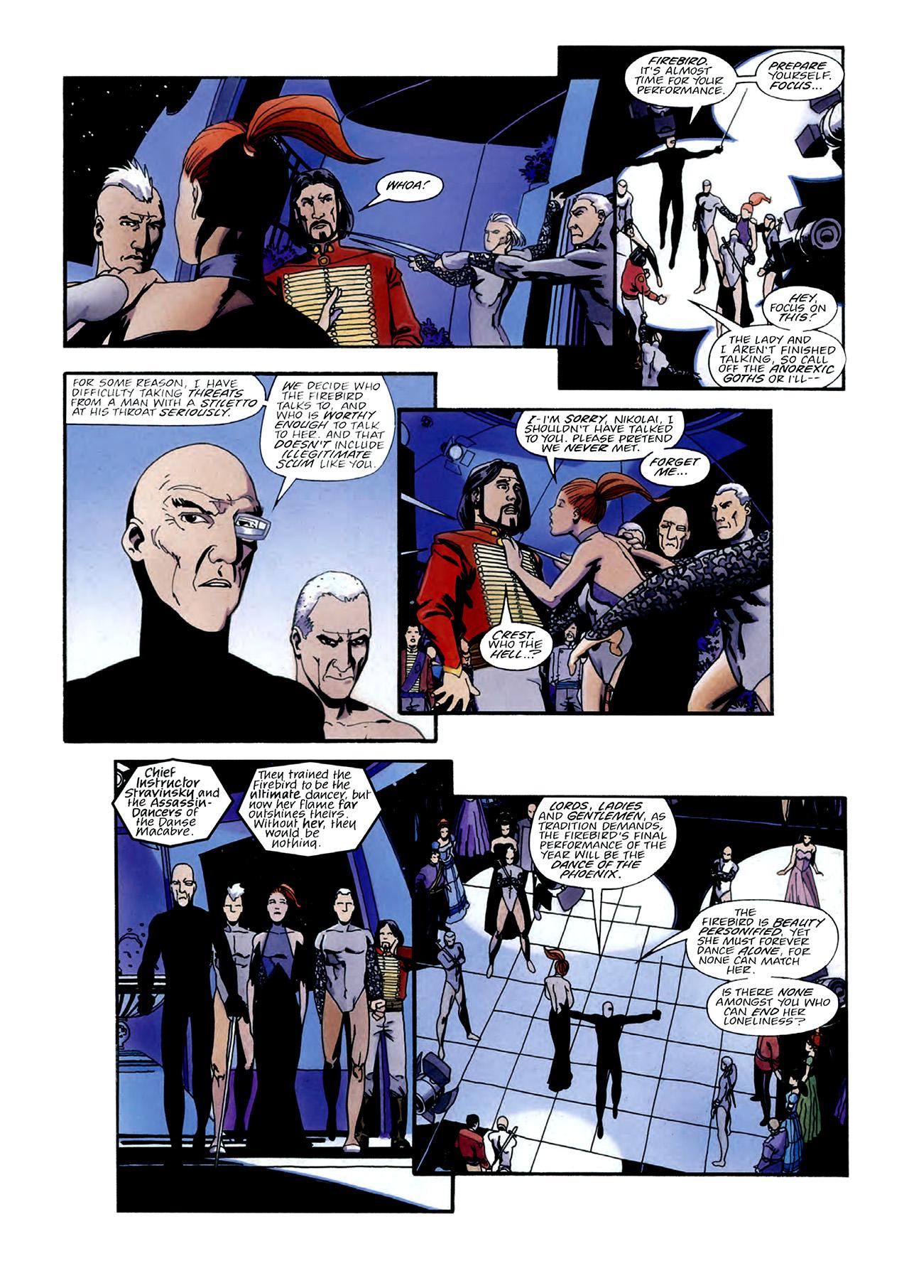Read online Nikolai Dante comic -  Issue # TPB 3 - 20