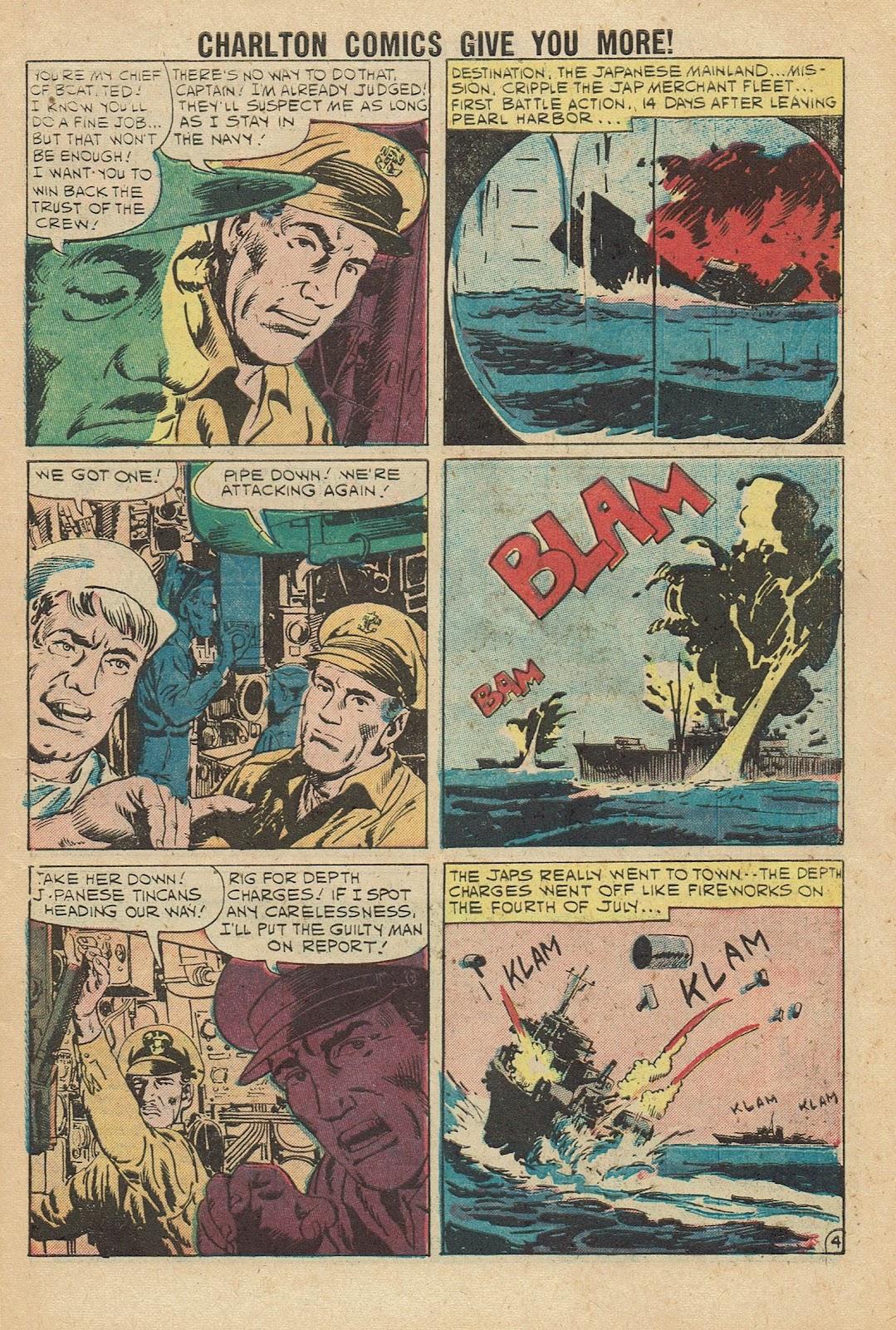 Read online Fightin' Navy comic -  Issue #96 - 7