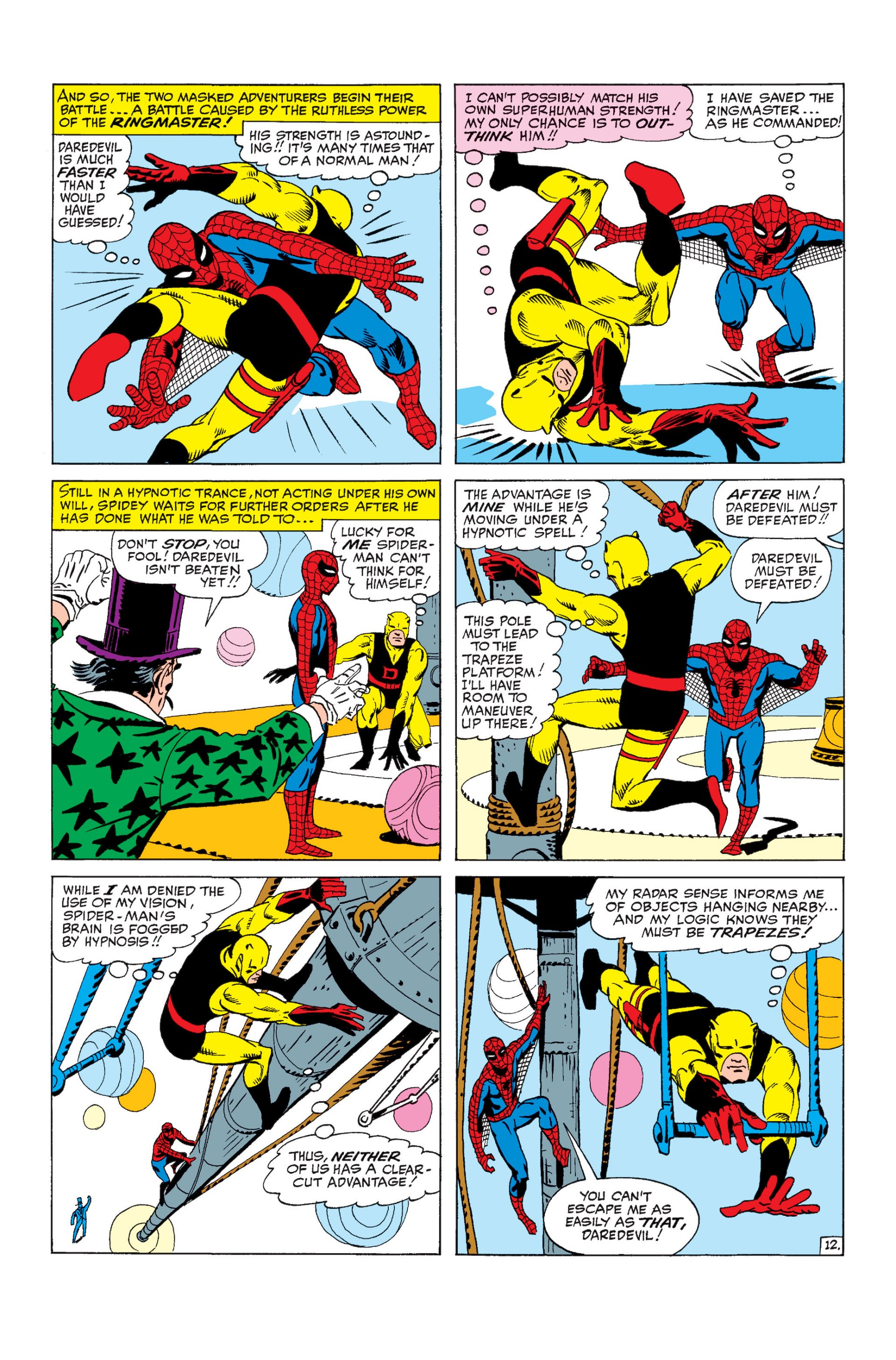 The Amazing Spider-Man (1963) 16 Page 12