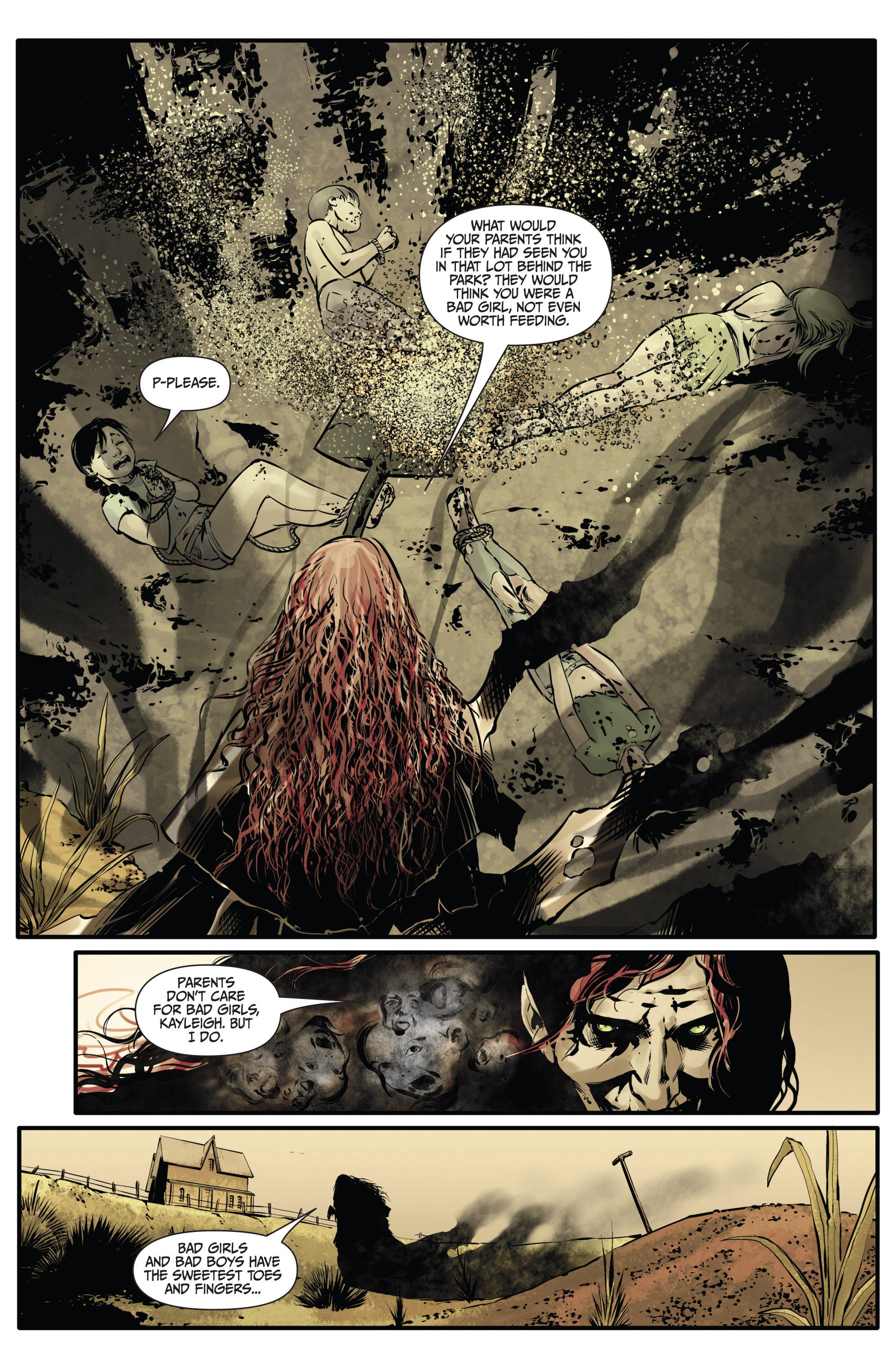 Read online Mercy Thompson comic -  Issue #4 - 6