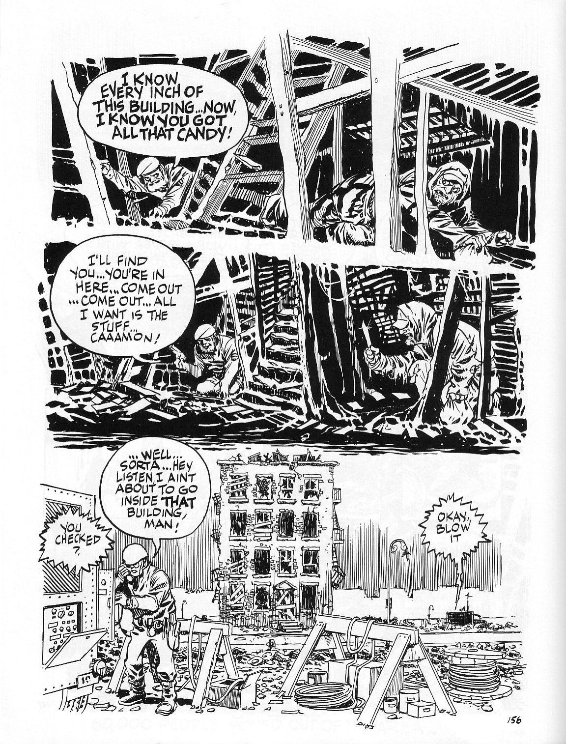 Read online Dropsie Avenue, The Neighborhood comic -  Issue # Full - 158