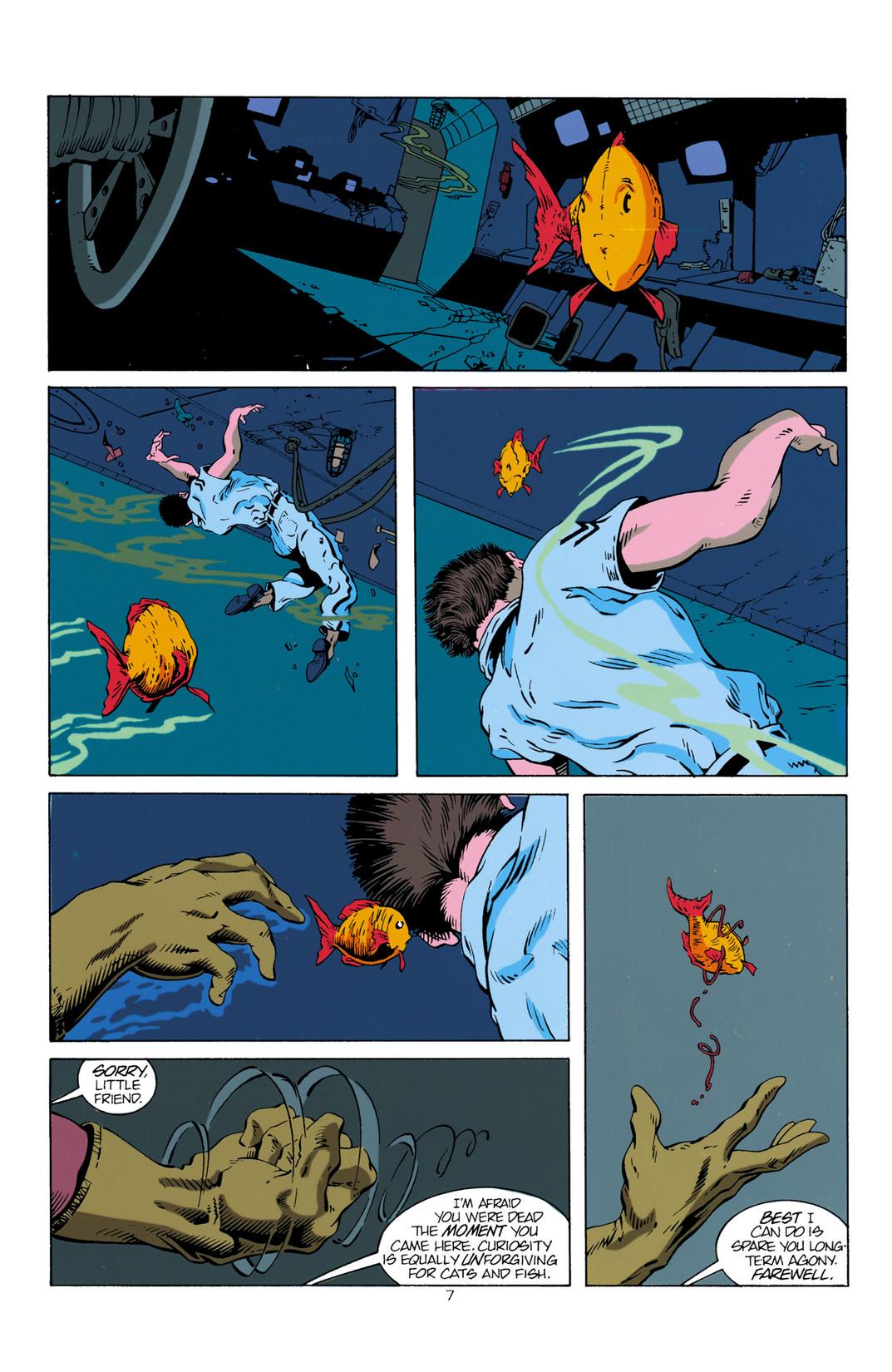 Read online Aquaman (1994) comic -  Issue #1 - 8