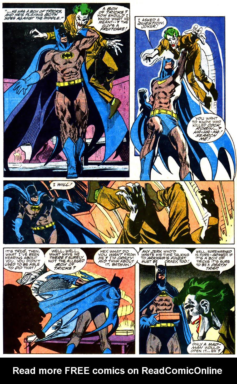 Read online Detective Comics (1937) comic -  Issue # _Annual 4 - 42