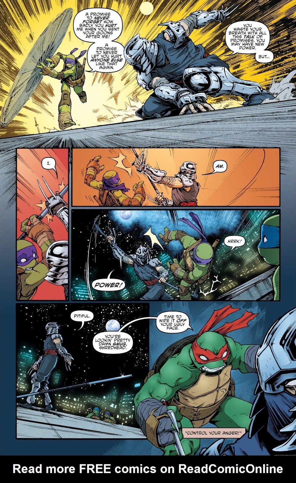 Read online Teenage Mutant Ninja Turtles: The IDW Collection comic -  Issue # TPB 6 (Part 3) - 64