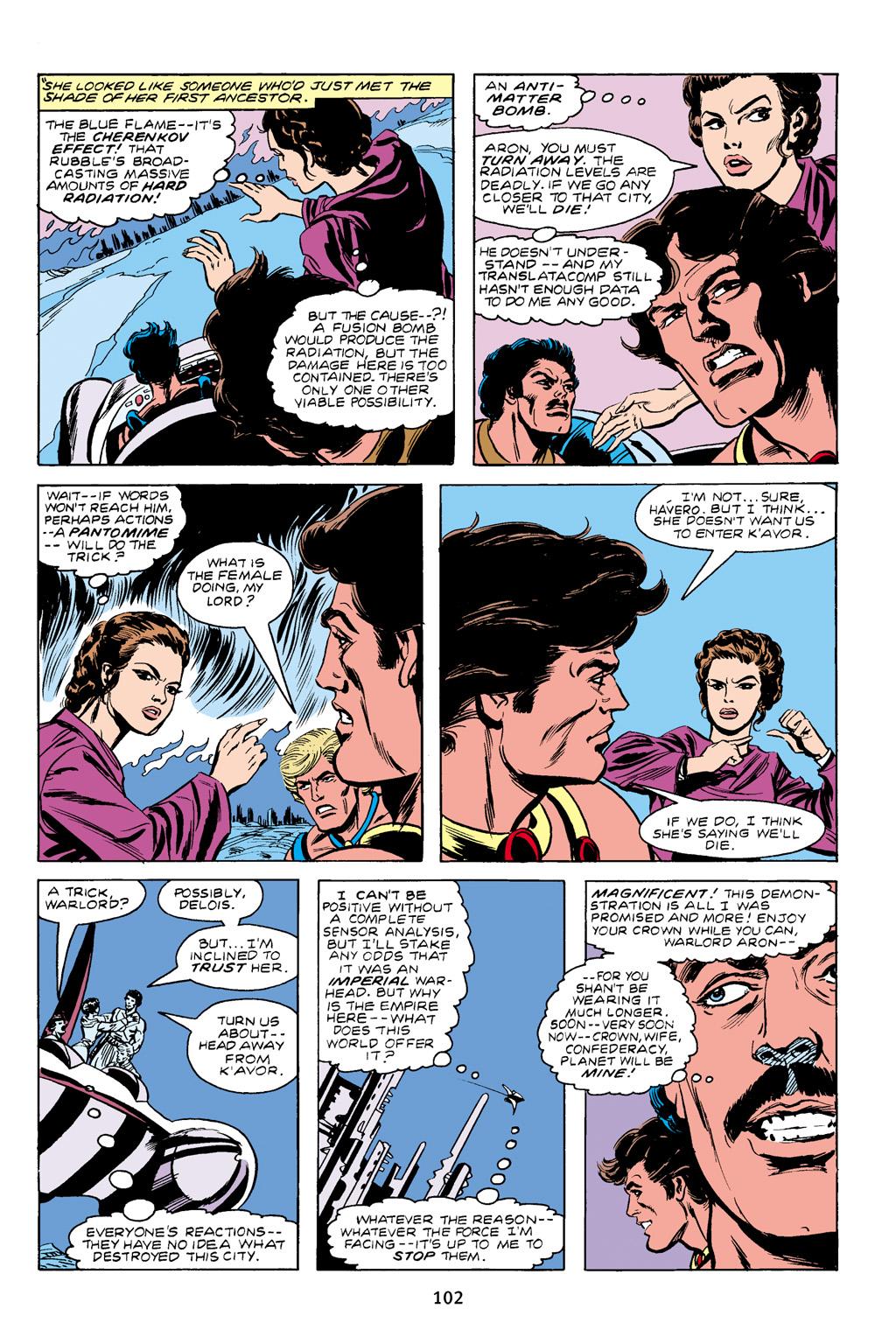 Read online Star Wars Omnibus comic -  Issue # Vol. 16 - 101
