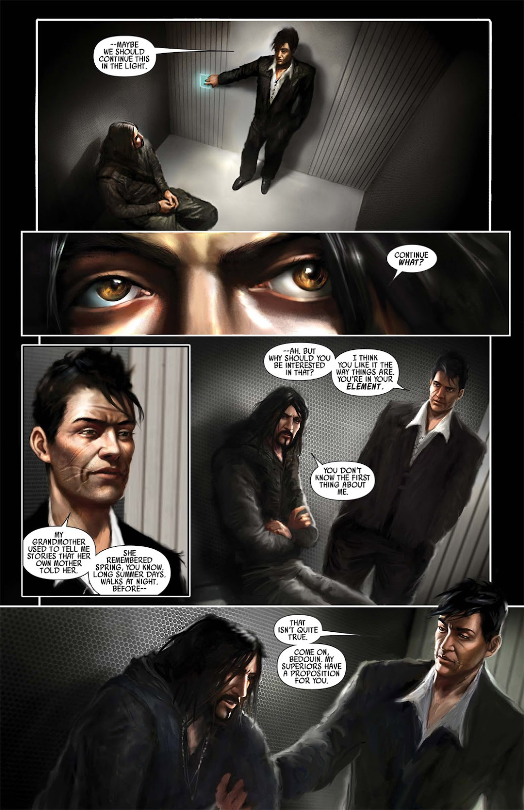 Read online After Dark comic -  Issue #1 - 15