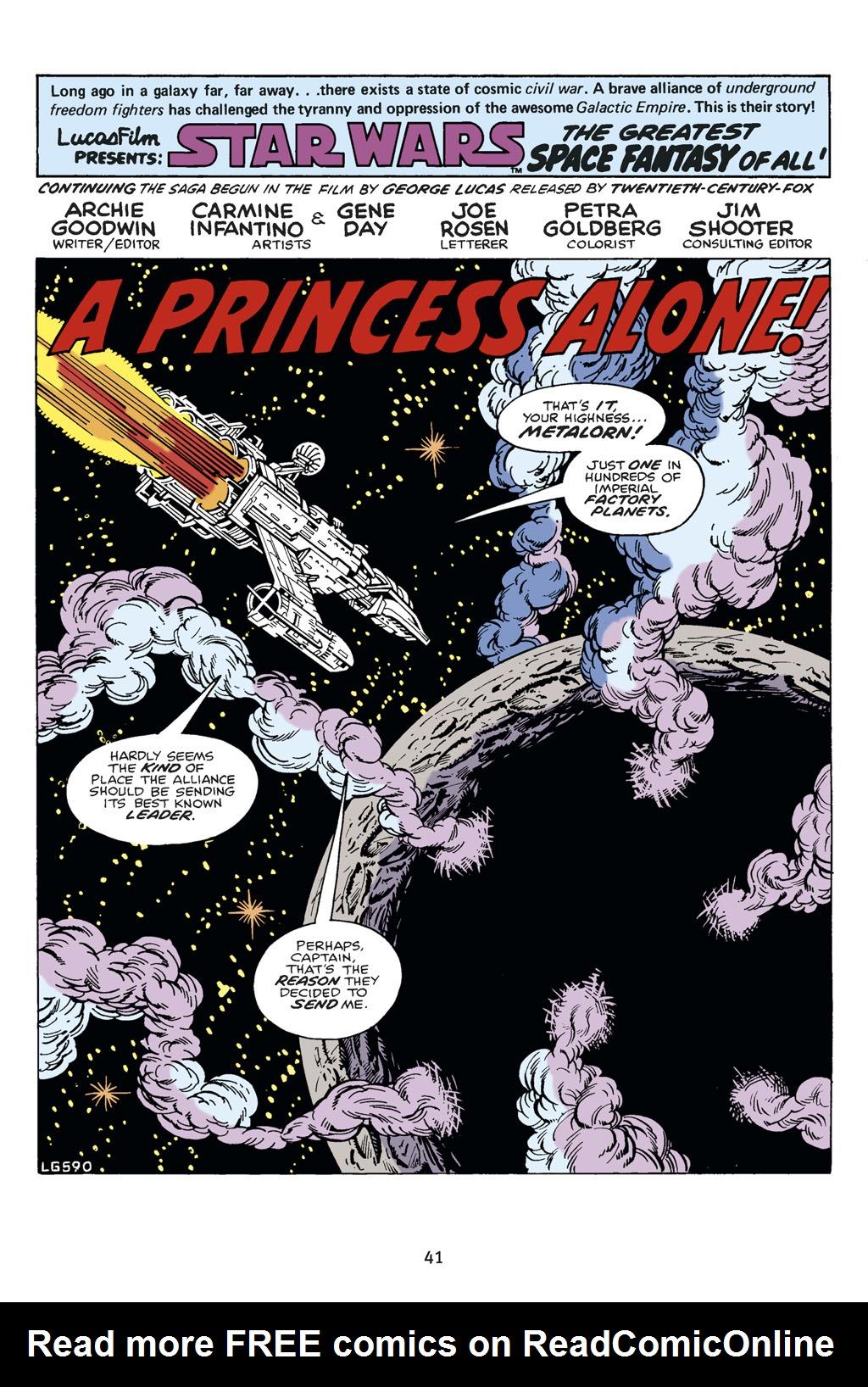 Read online Star Wars Omnibus comic -  Issue # Vol. 14 - 42