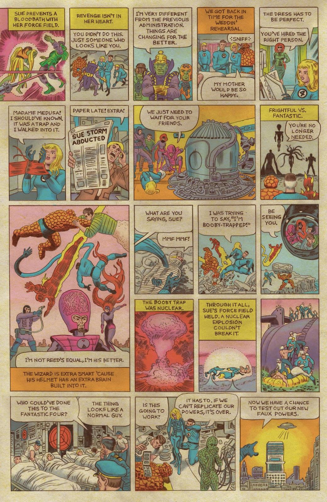 Read online Fantastic Four: Grand Design comic -  Issue #1 - 32