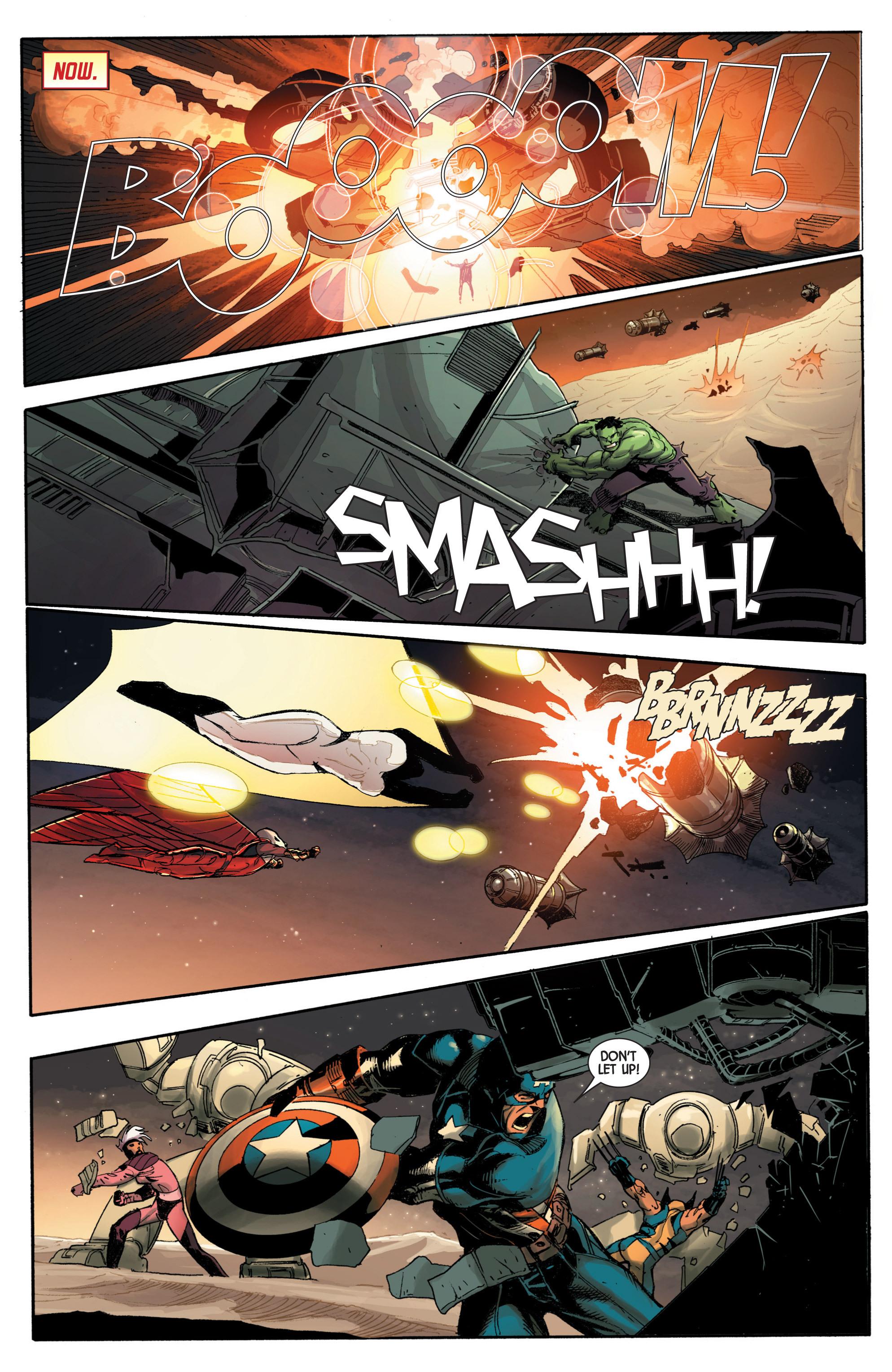 Read online Avengers (2013) comic -  Issue #Avengers (2013) _TPB 1 - 120