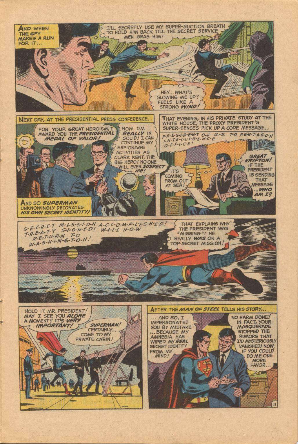 Read online Action Comics (1938) comic -  Issue #371 - 15