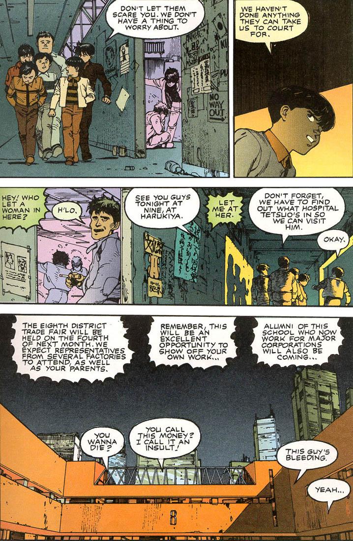 Read online Akira comic -  Issue #1 - 31