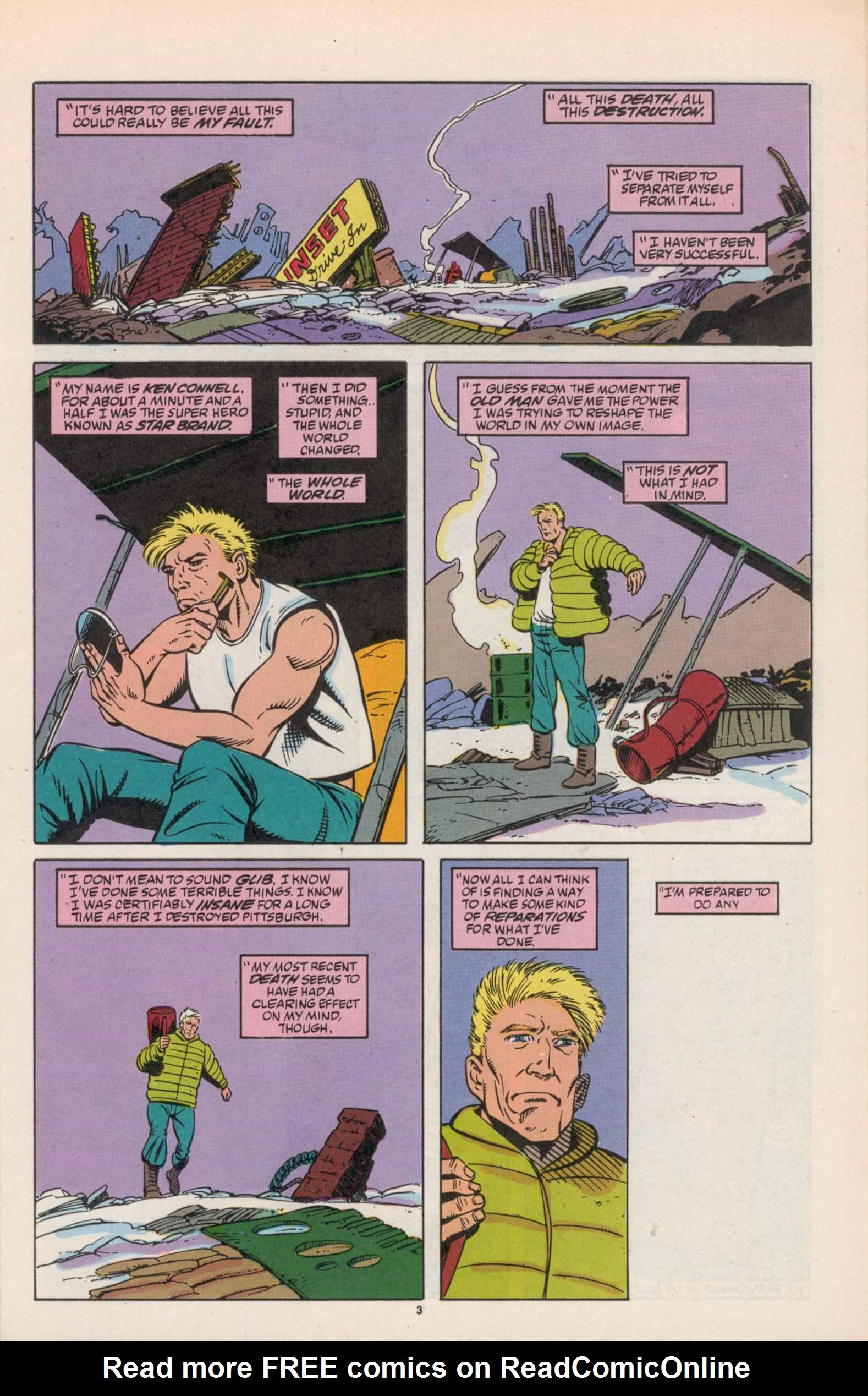 Read online Star Brand comic -  Issue #19 - 5
