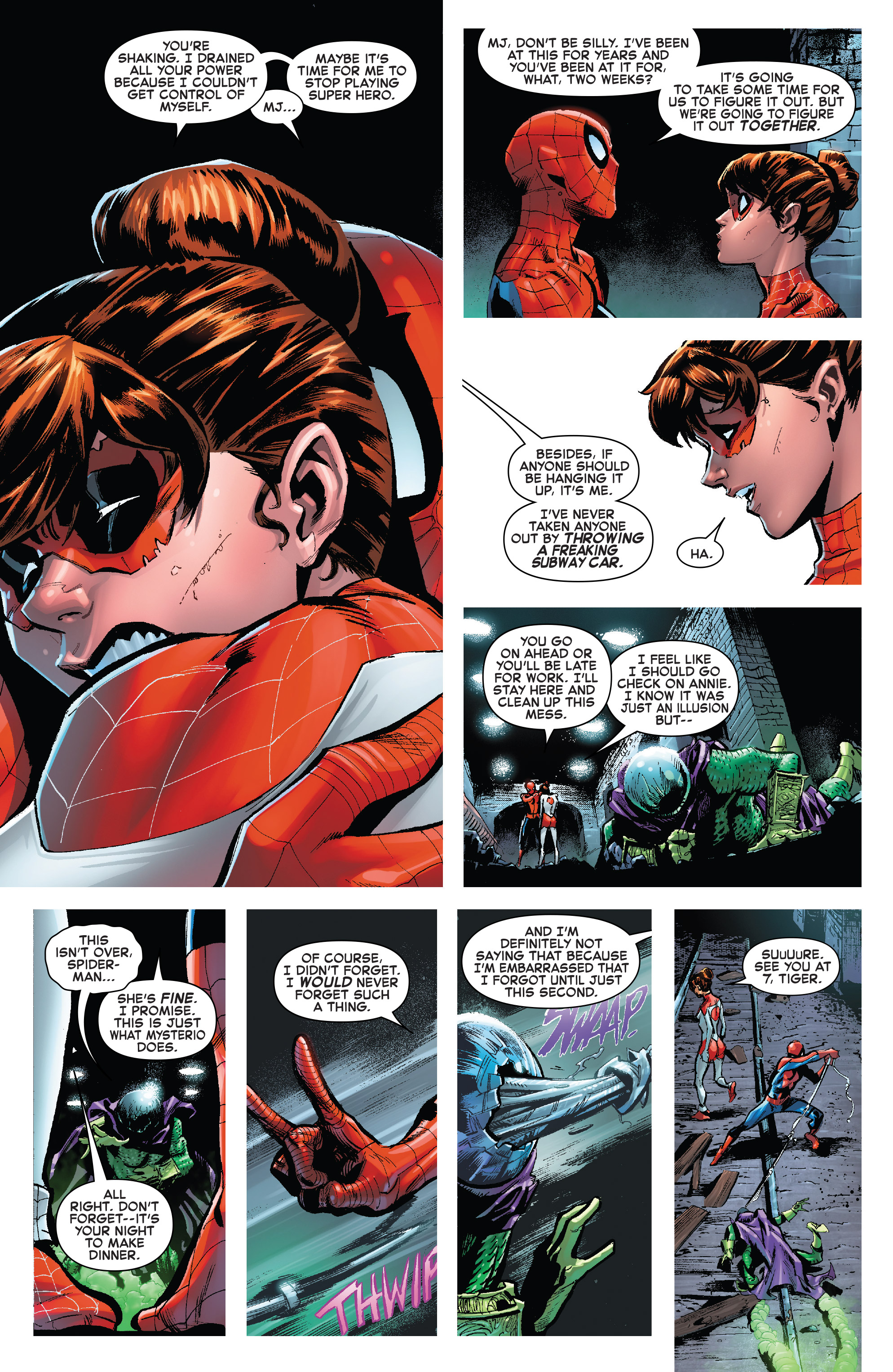 Read online Amazing Spider-Man: Renew Your Vows (2017) comic -  Issue #8 - 5