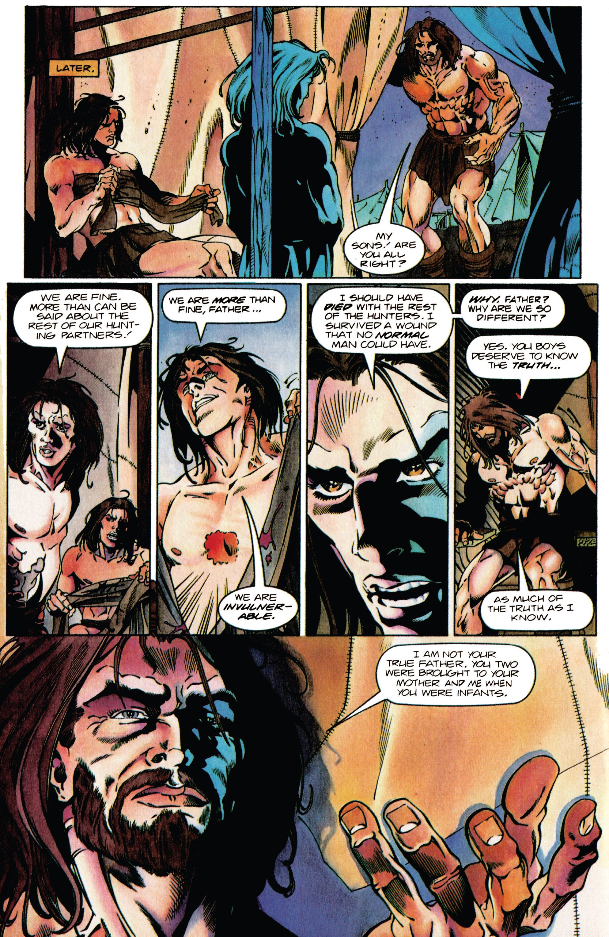 Read online Eternal Warrior (1992) comic -  Issue #37 - 17