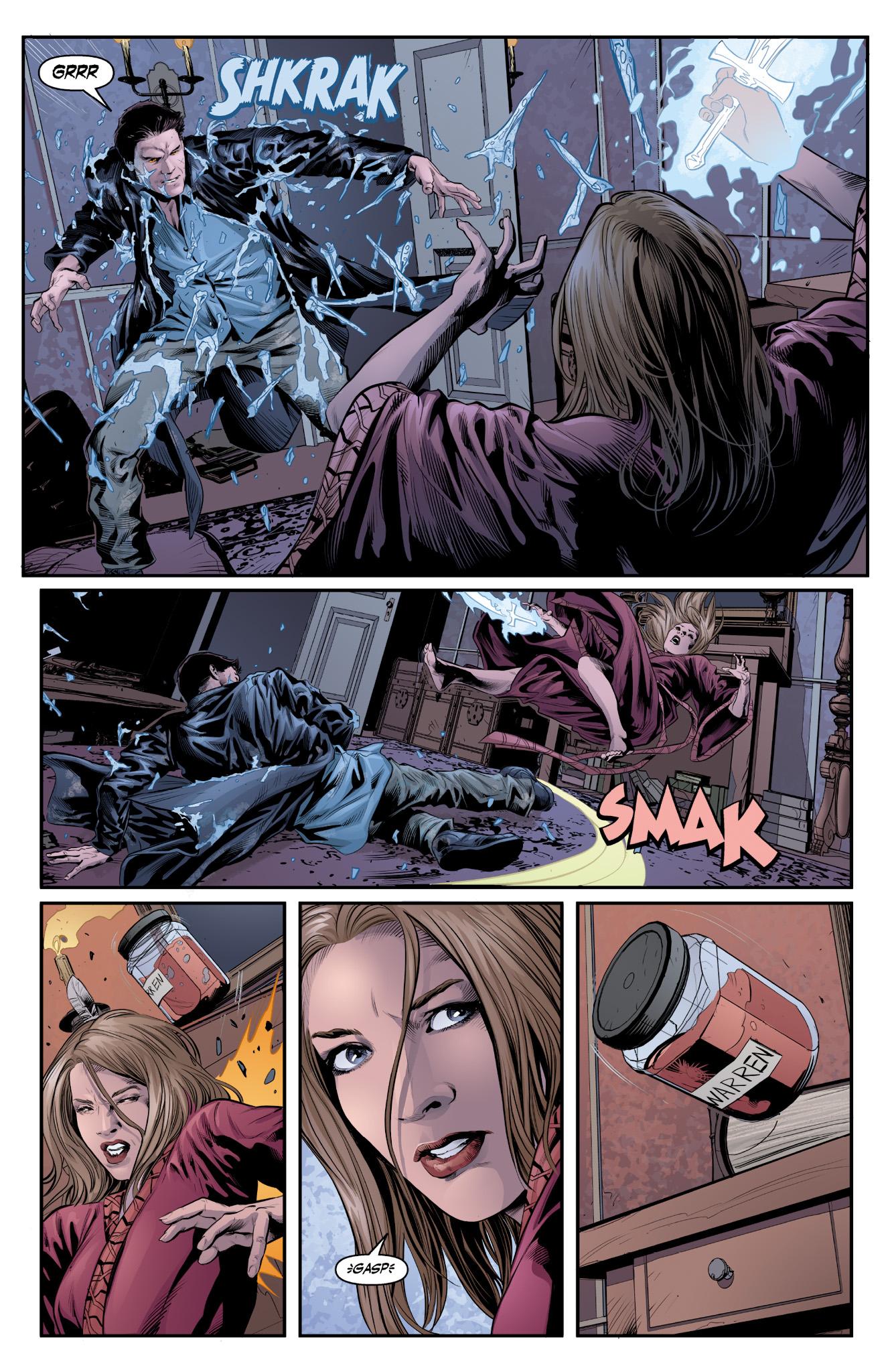 Read online Angel & Faith Season 10 comic -  Issue #9 - 6