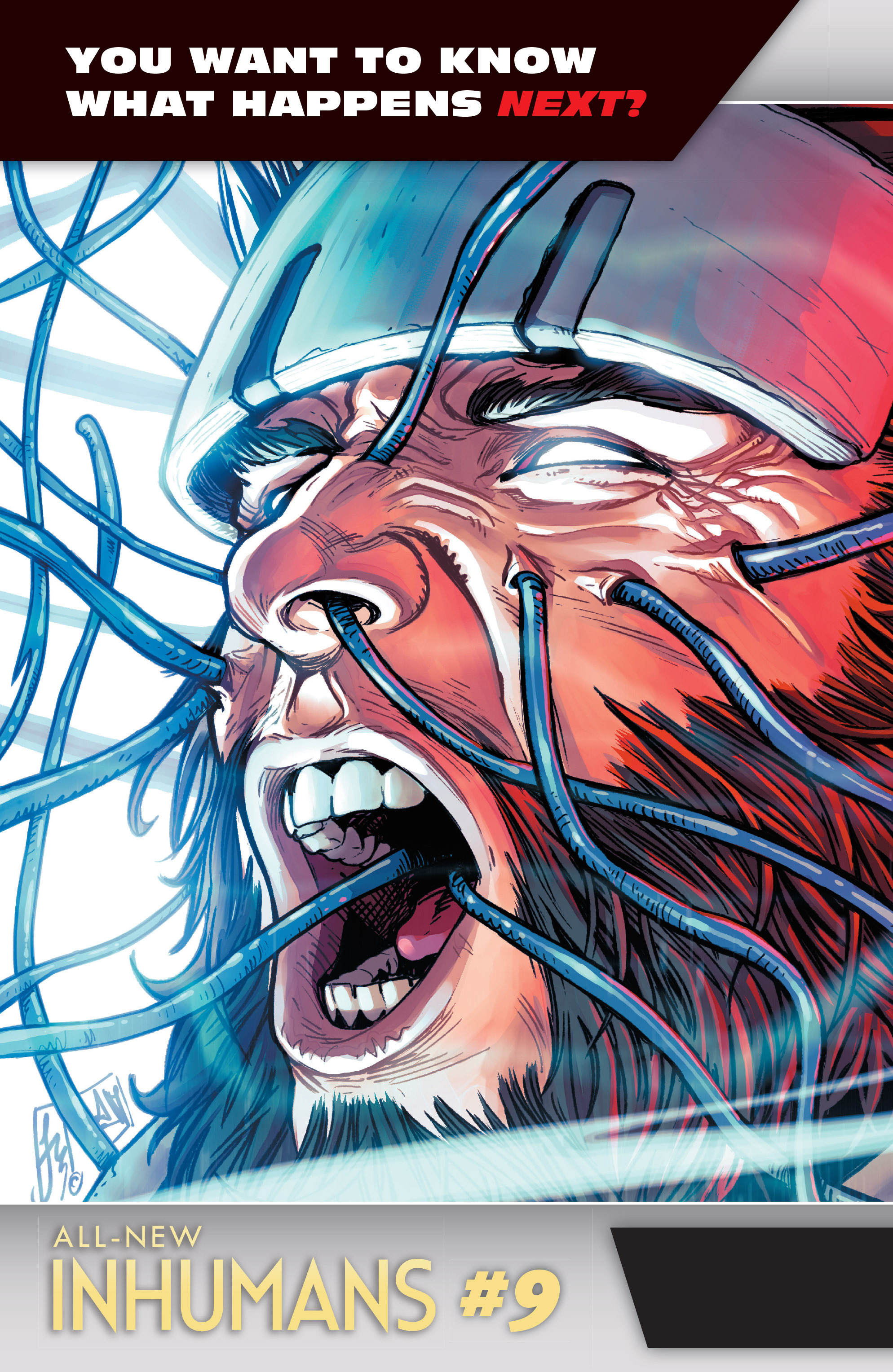 Read online All-New Inhumans comic -  Issue #8 - 22