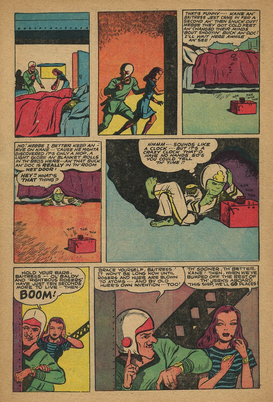 Read online Famous Funnies comic -  Issue #162 - 12