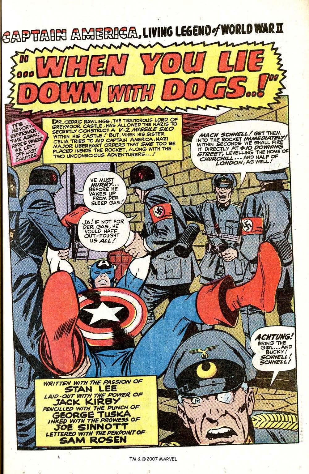 Read online Captain America (1968) comic -  Issue # _Annual 1 - 39