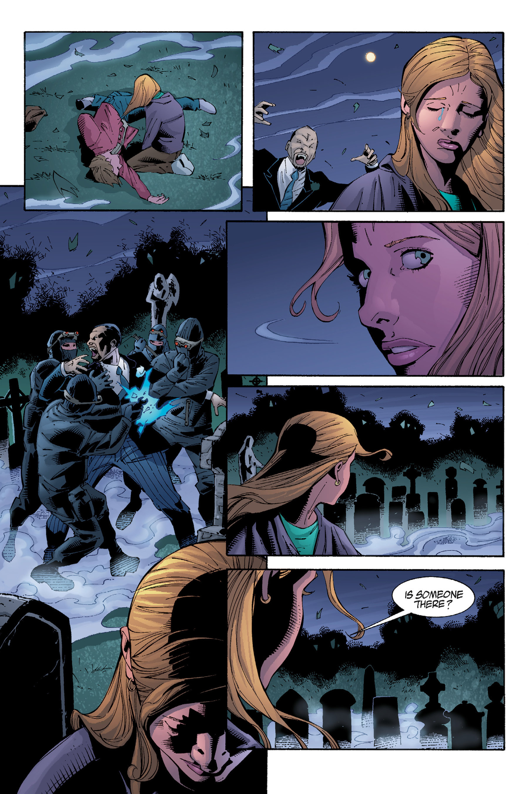 Read online Buffy the Vampire Slayer: Omnibus comic -  Issue # TPB 5 - 71