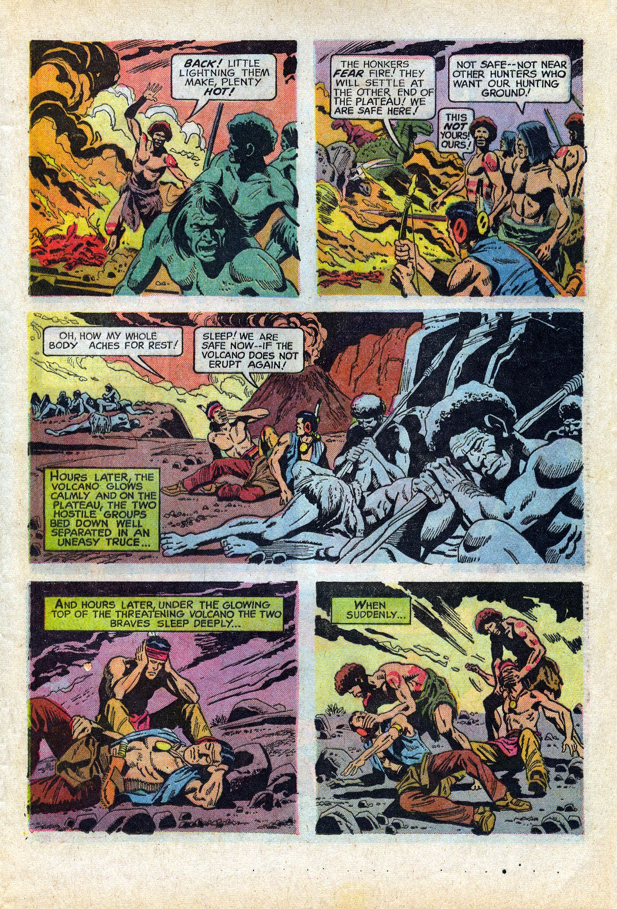 Read online Turok, Son of Stone comic -  Issue #66 - 25