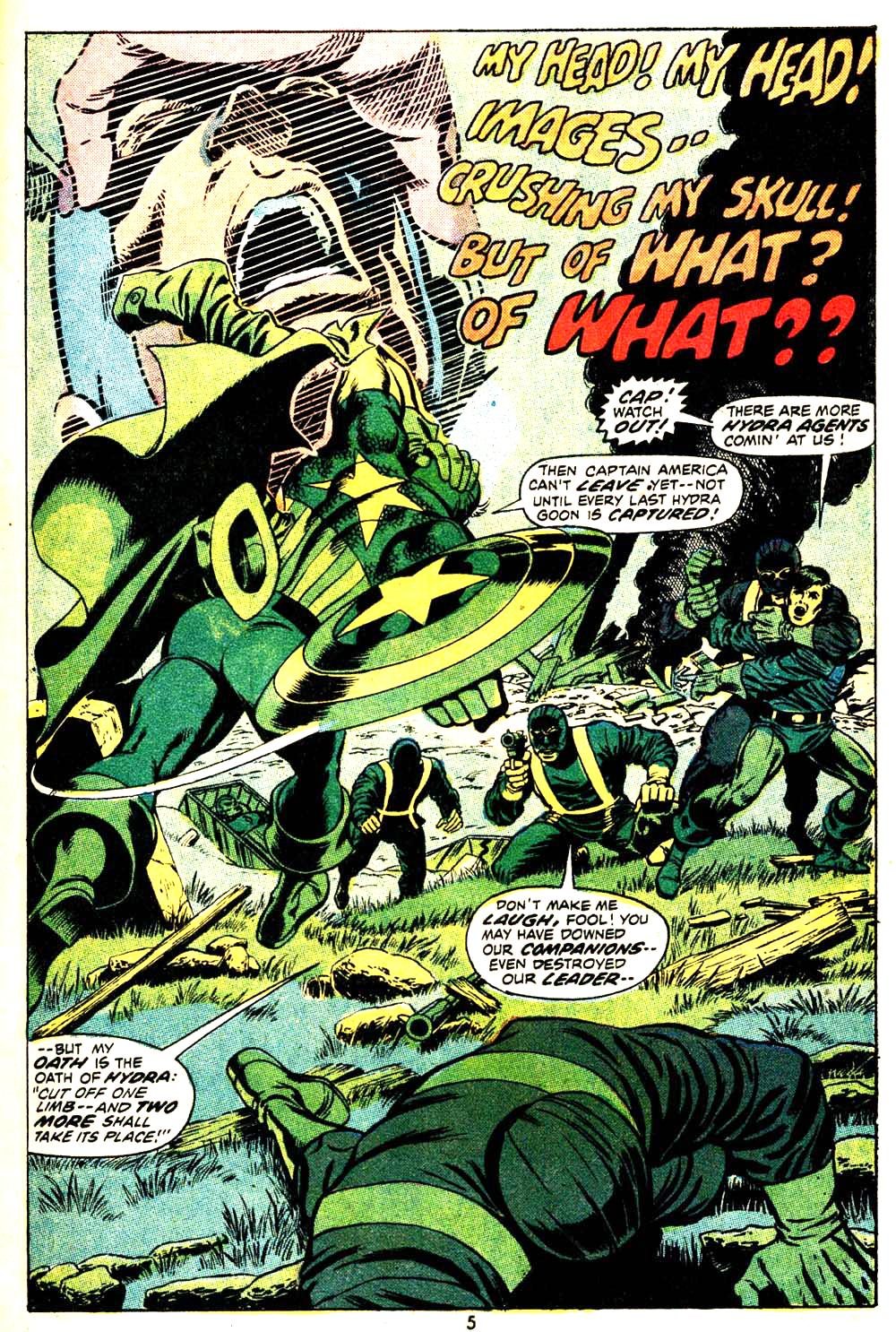 The Avengers (1963) 106 Page 4