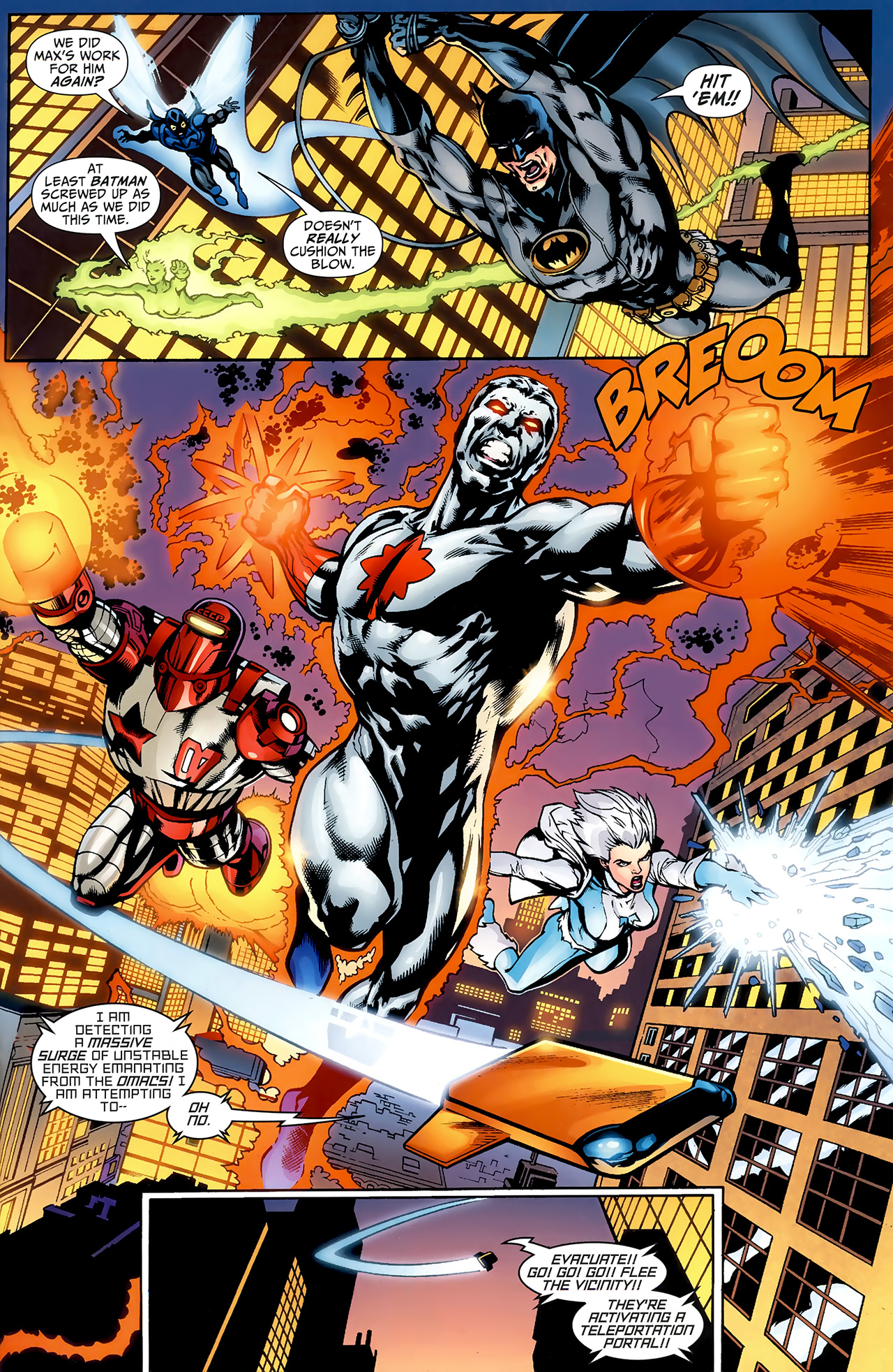 Read online Justice League: Generation Lost comic -  Issue #23 - 7