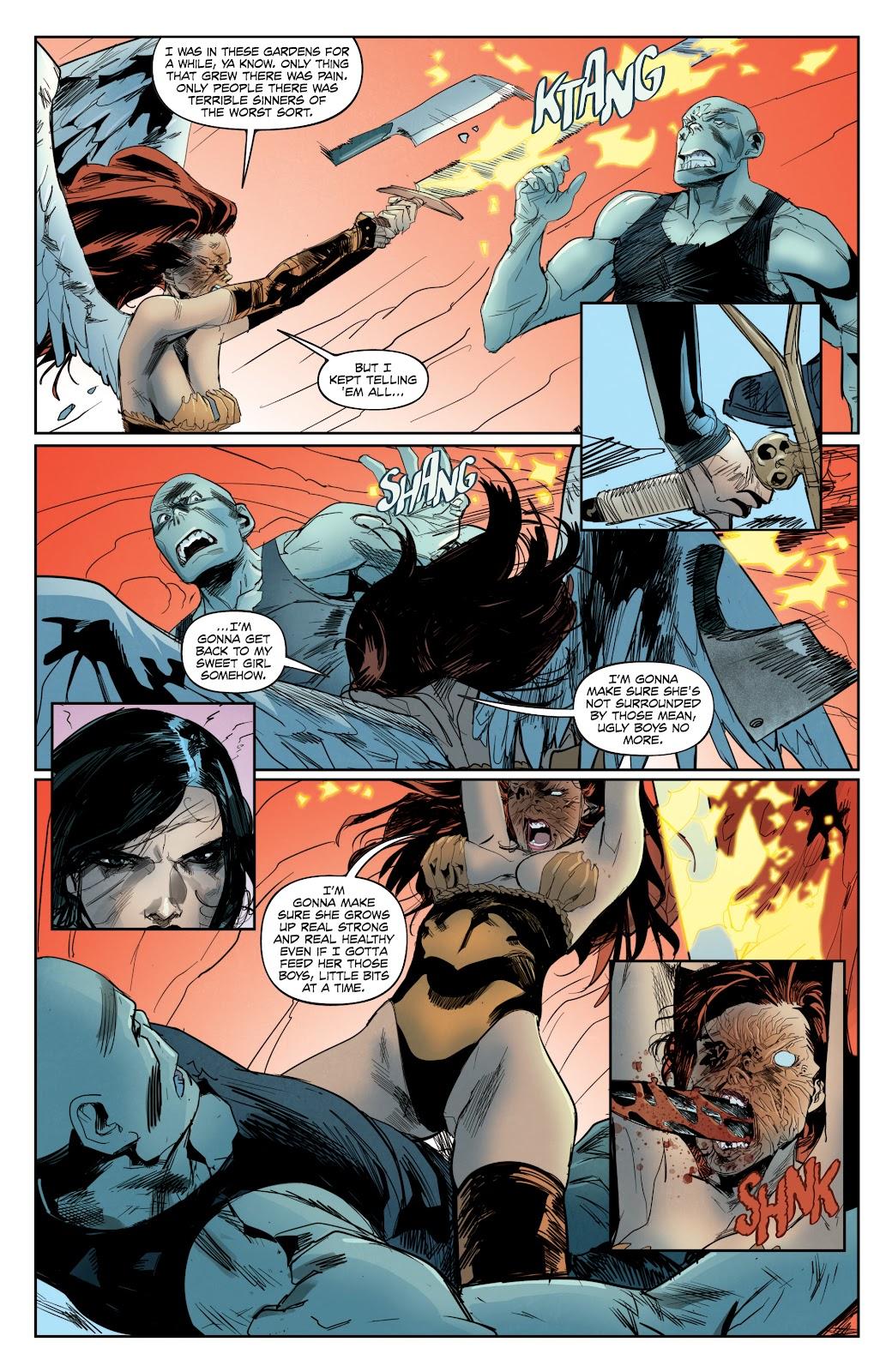 Read online Hack/Slash vs. Chaos comic -  Issue #4 - 13