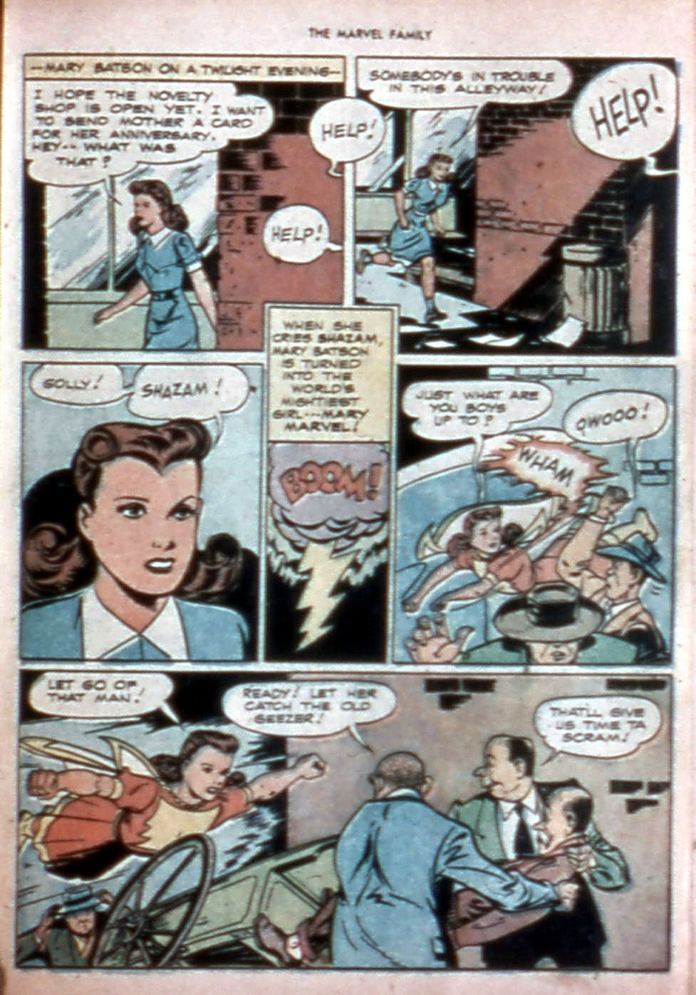 The Marvel Family issue 25 - Page 27