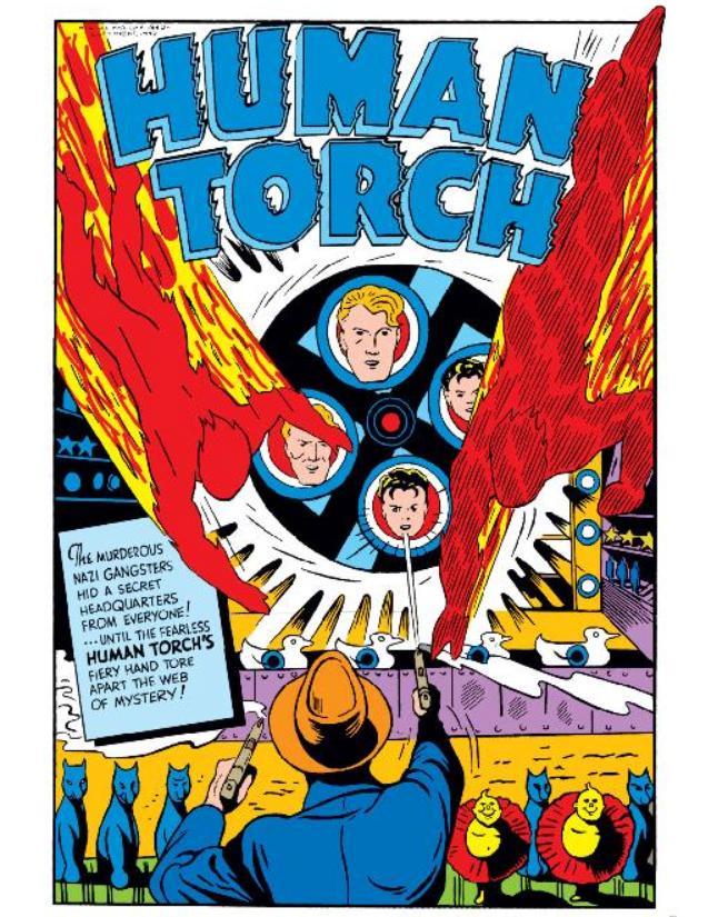 Read online All-Winners Comics comic -  Issue #5 - 4
