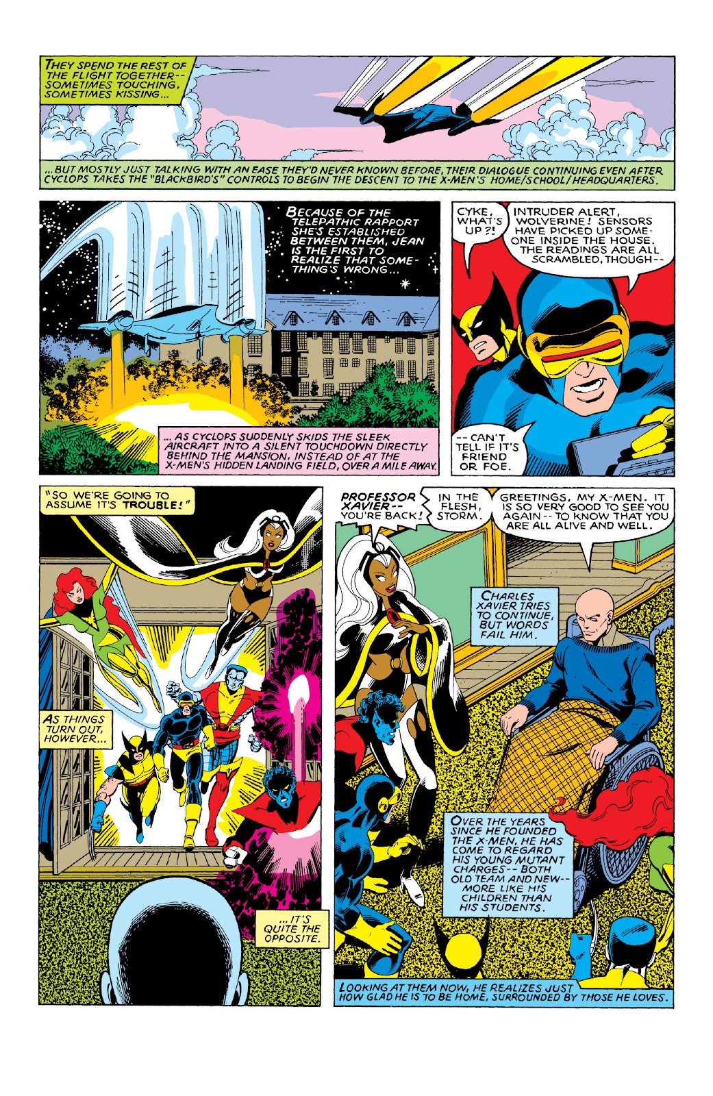 Read online X-Men Milestones: Dark Phoenix Saga comic -  Issue # TPB (Part 1) - 11