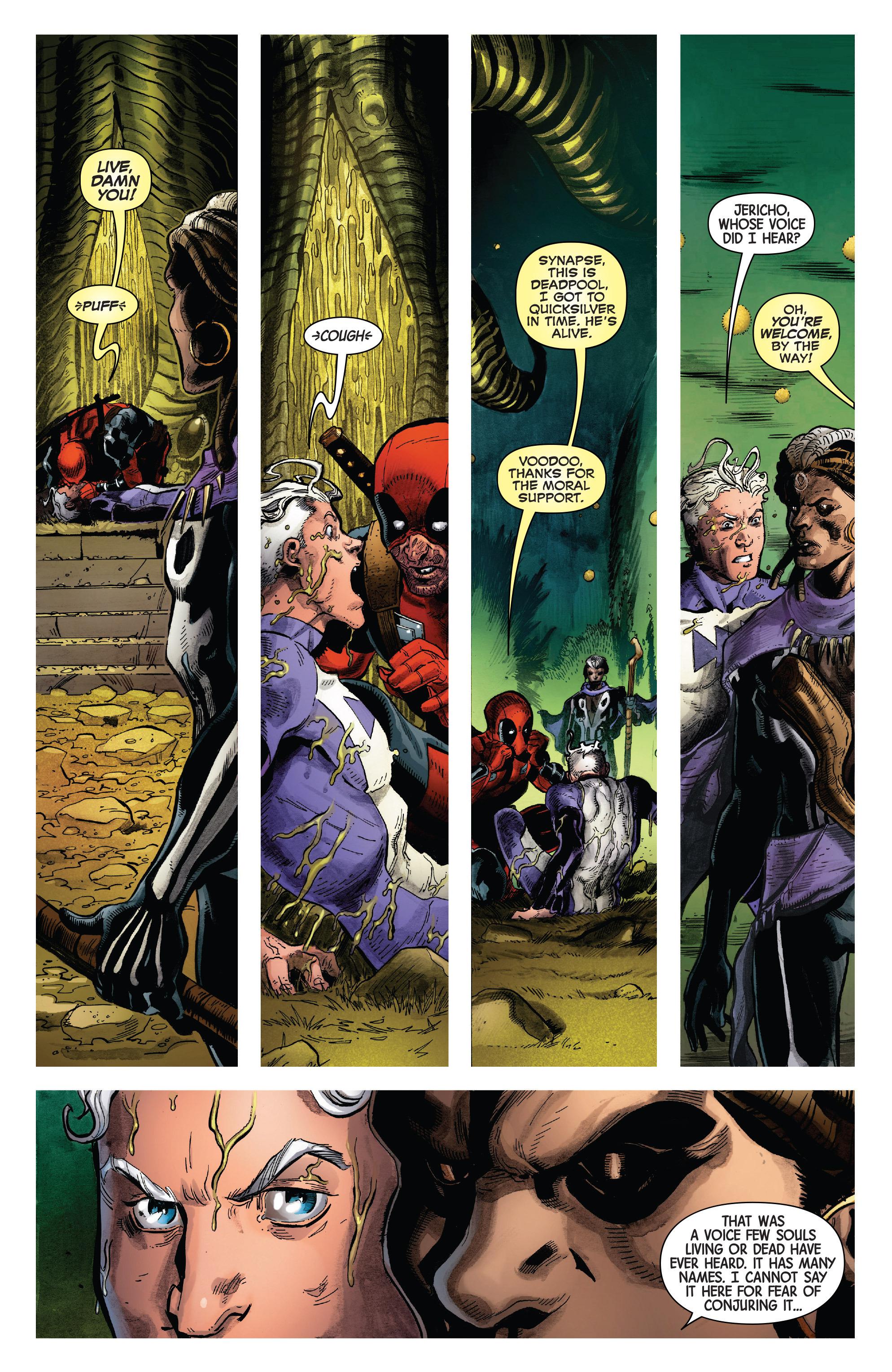 Read online Uncanny Avengers [II] comic -  Issue #3 - 6