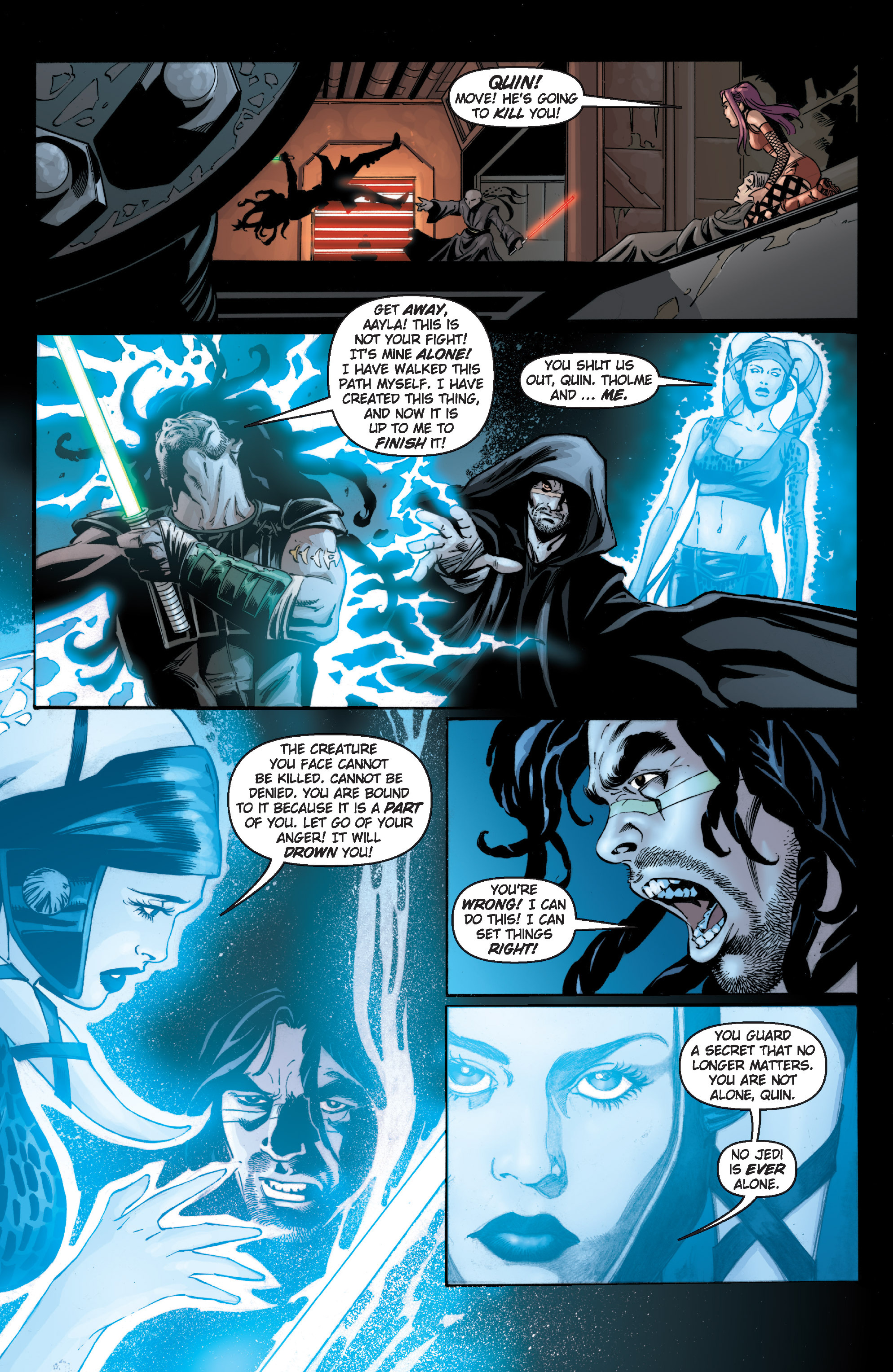 Read online Star Wars Omnibus comic -  Issue # Vol. 26 - 338