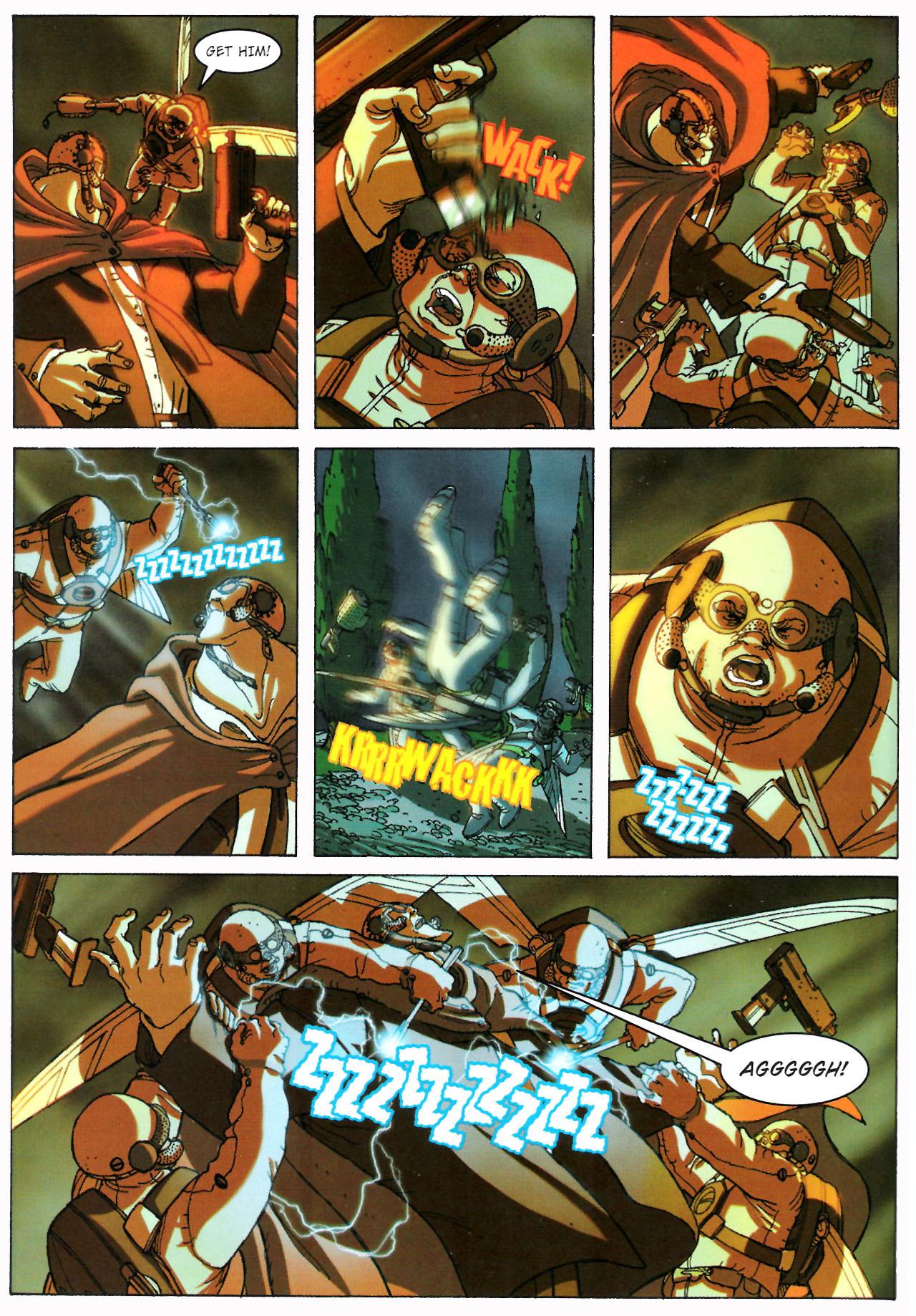 Read online Artemis Fowl: The Graphic Novel comic -  Issue #Artemis Fowl: The Graphic Novel Full - 57